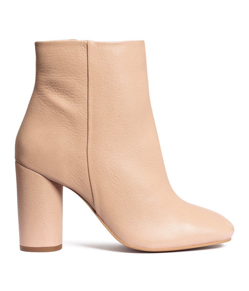 Find great deals on eBay for beige leather boots 9. Shop with confidence.