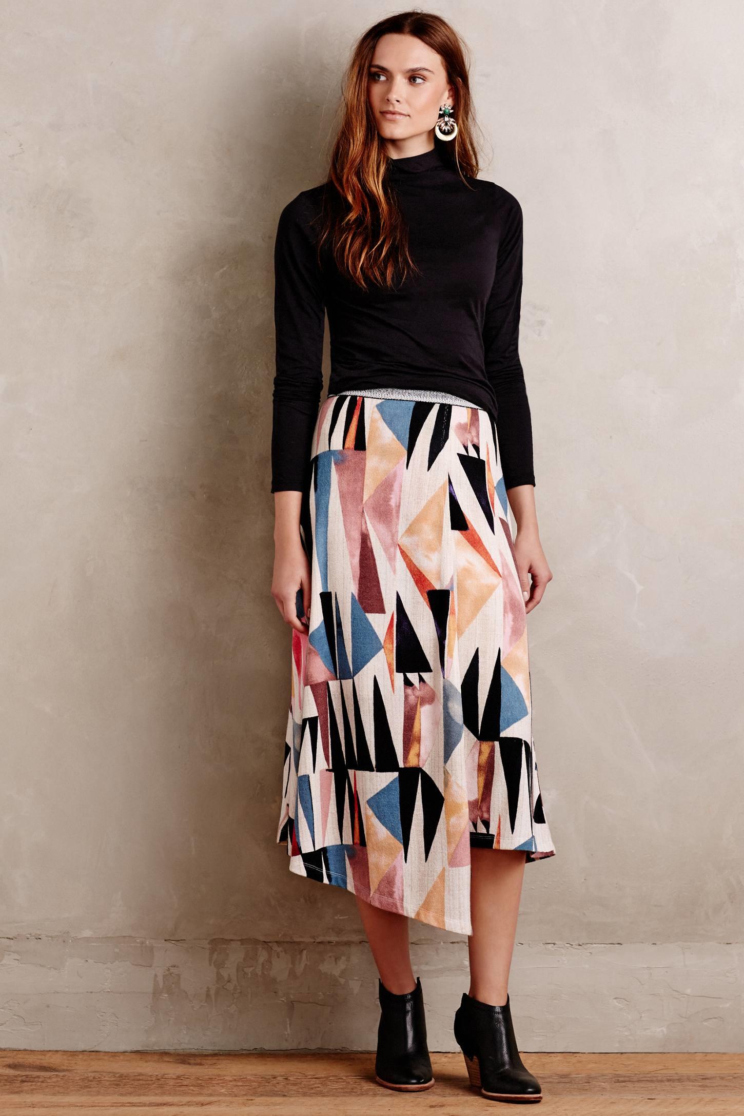 Vanessa virginia Marini Wrap Skirt | Lyst
