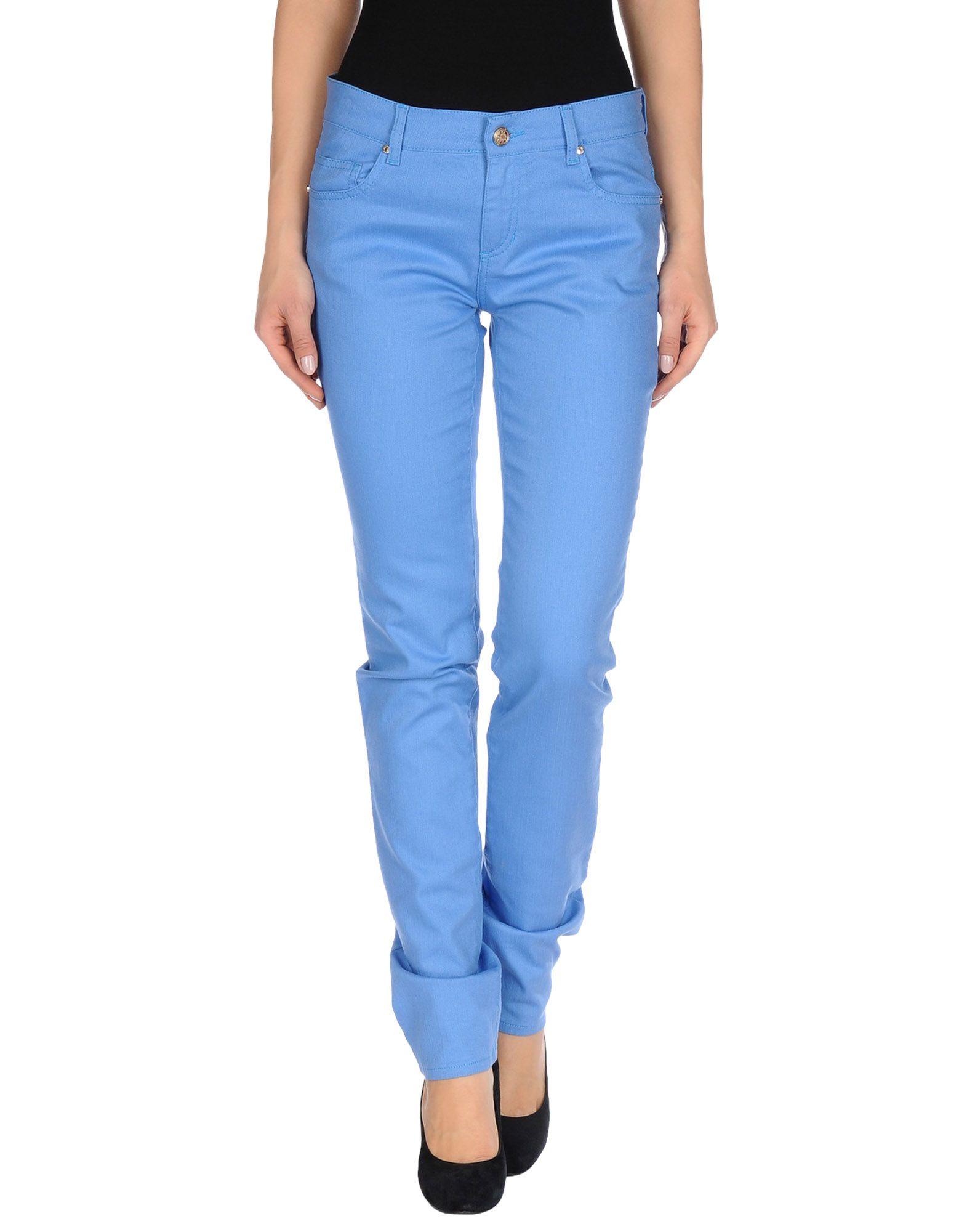 Simple Versace Jeans Women39s Black Casual Trouser