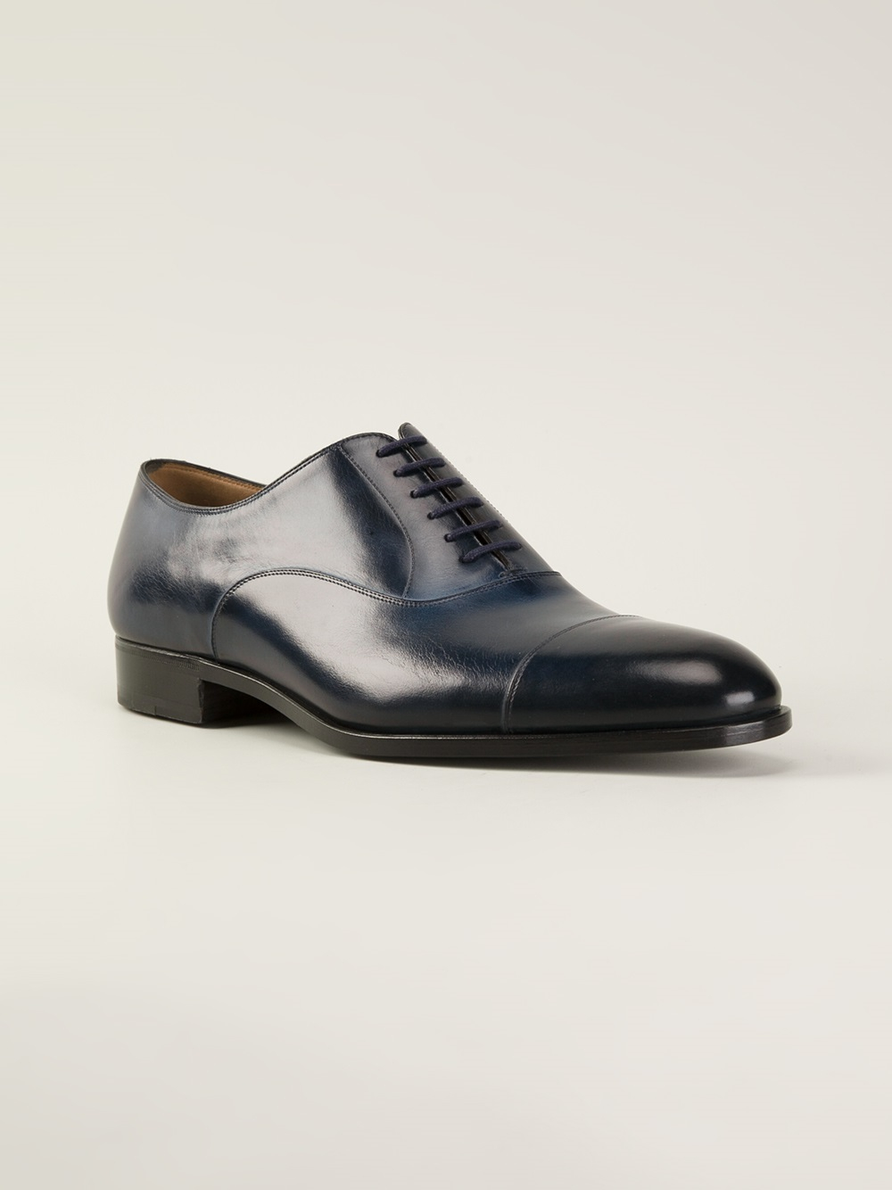 Fratelli Rossetti Oxford Shoes In Blue For Men | Lyst