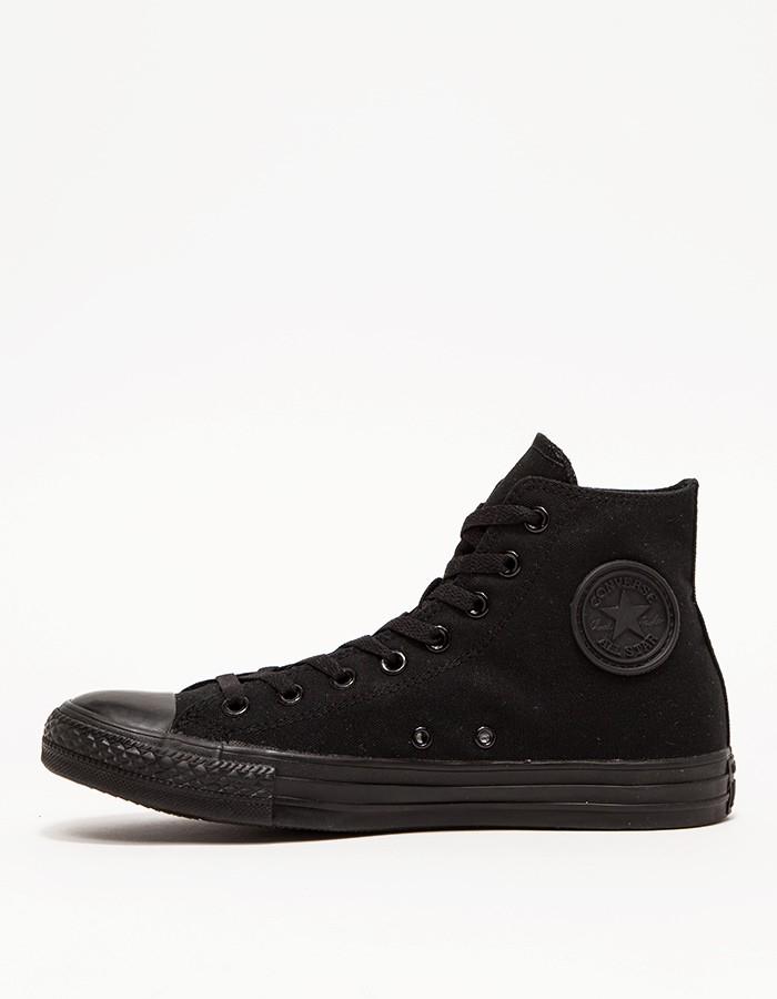 shoes men converse black mono