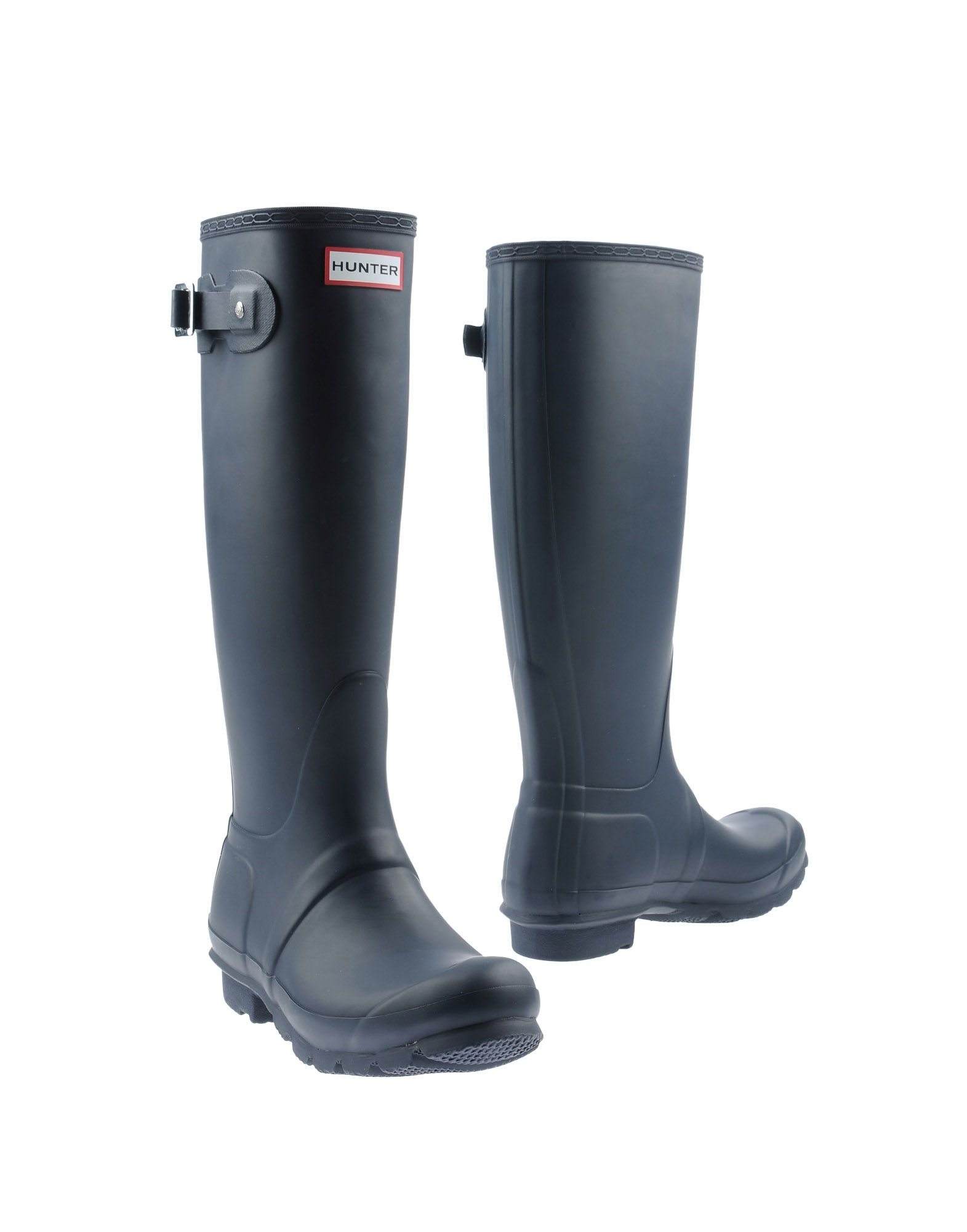 Hunter Boots in Blue (Dark blue) | Lyst