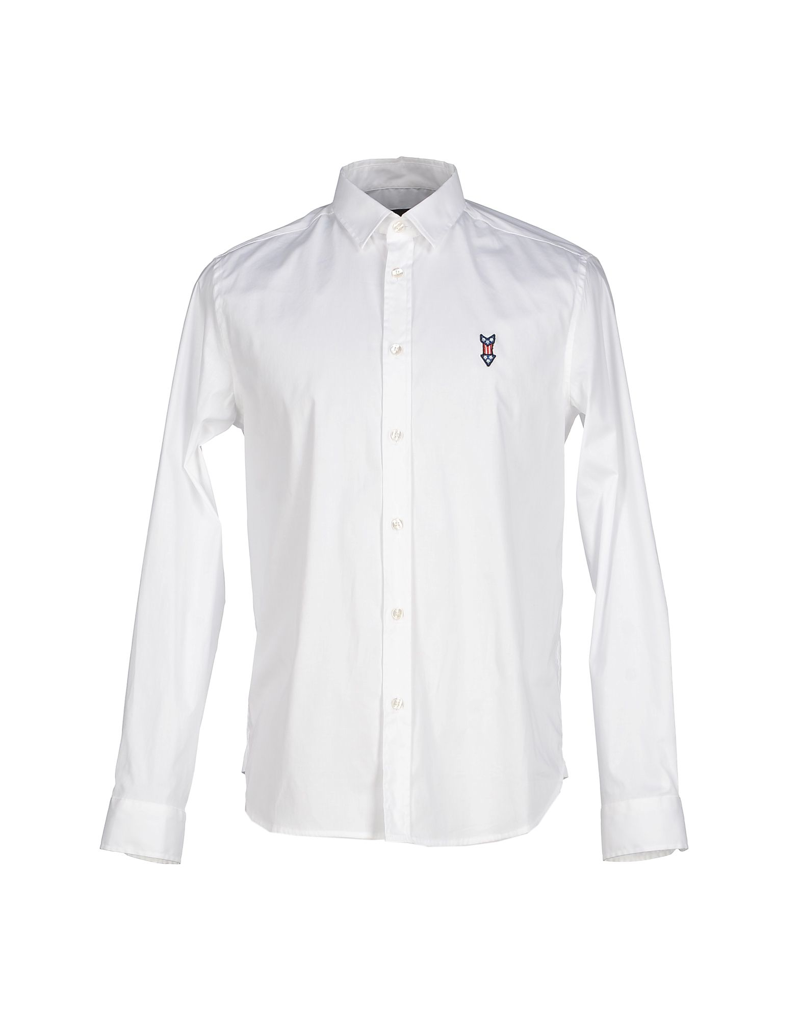 lyst love moschino shirt in white for men