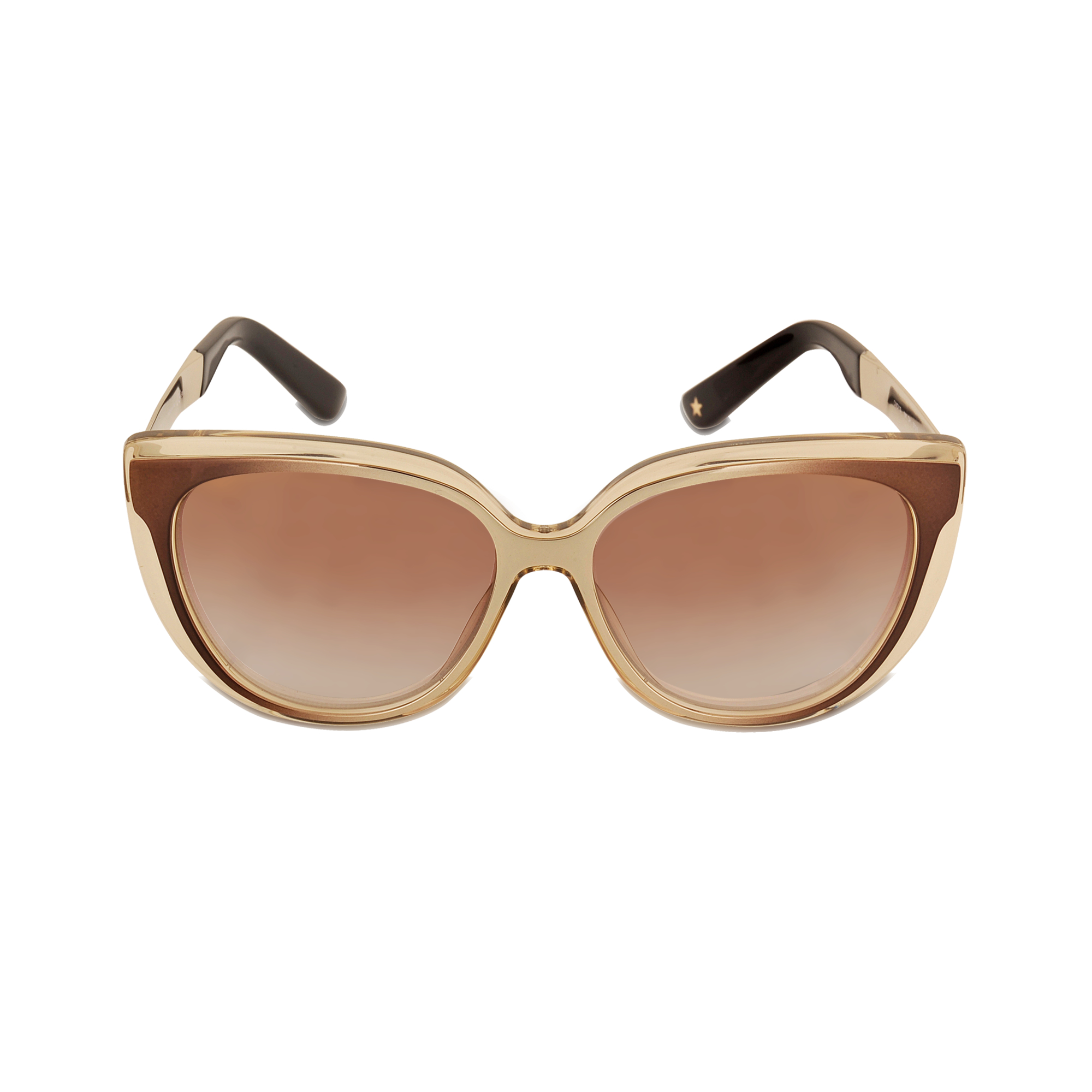 Jimmy choo Cindy/s Sunglasses in Natural