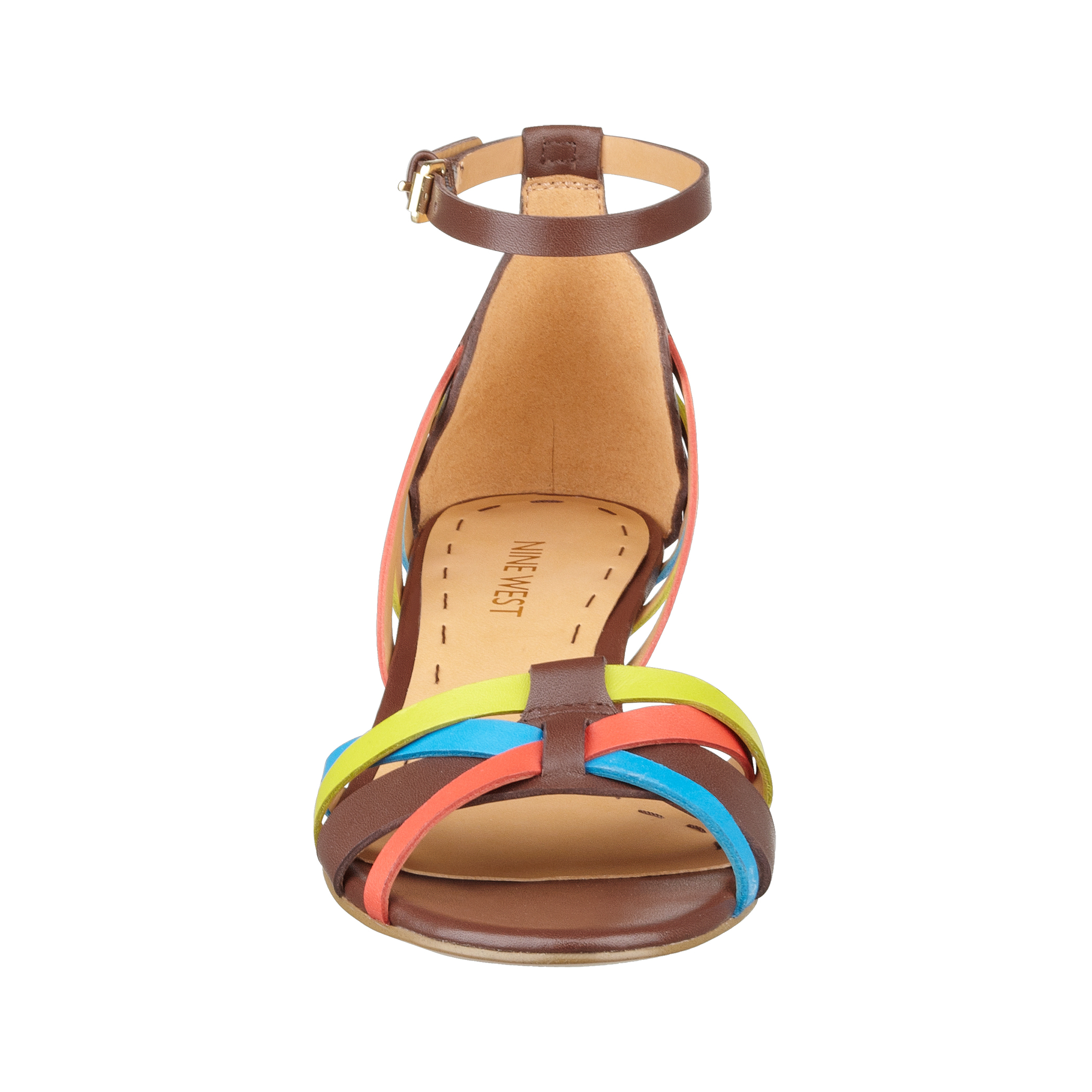 Lyst Nine West Villea Sandal