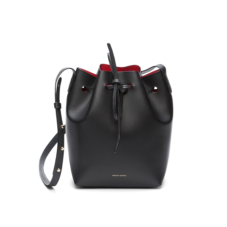 mansur gavriel bucket bag the image kid. Black Bedroom Furniture Sets. Home Design Ideas