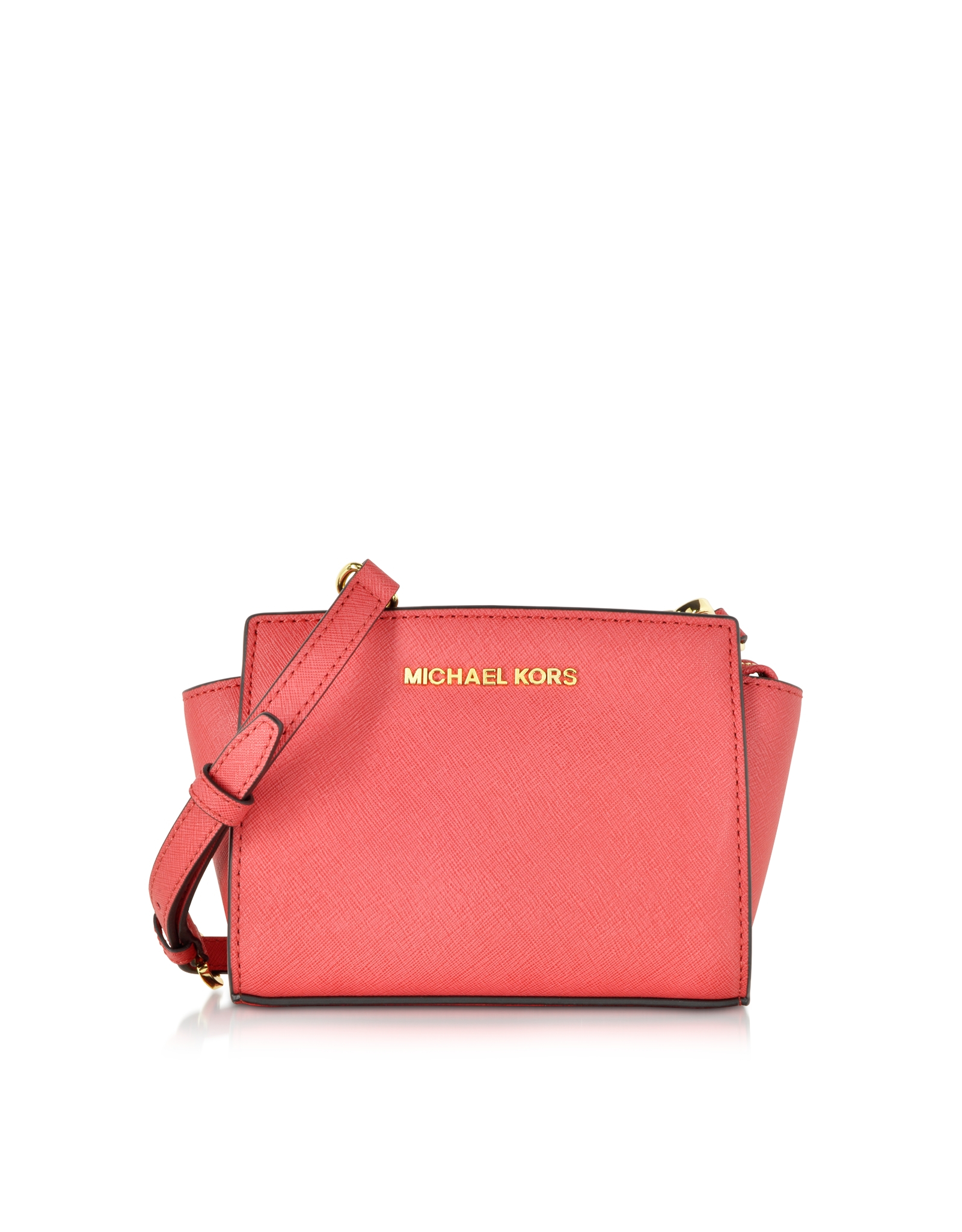 07e79705e57b michael kors selma mini watermelon red jet set bag - Marwood ...