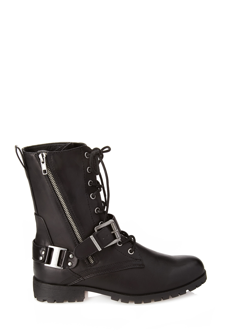 military boots for women forever 21 with creative trend