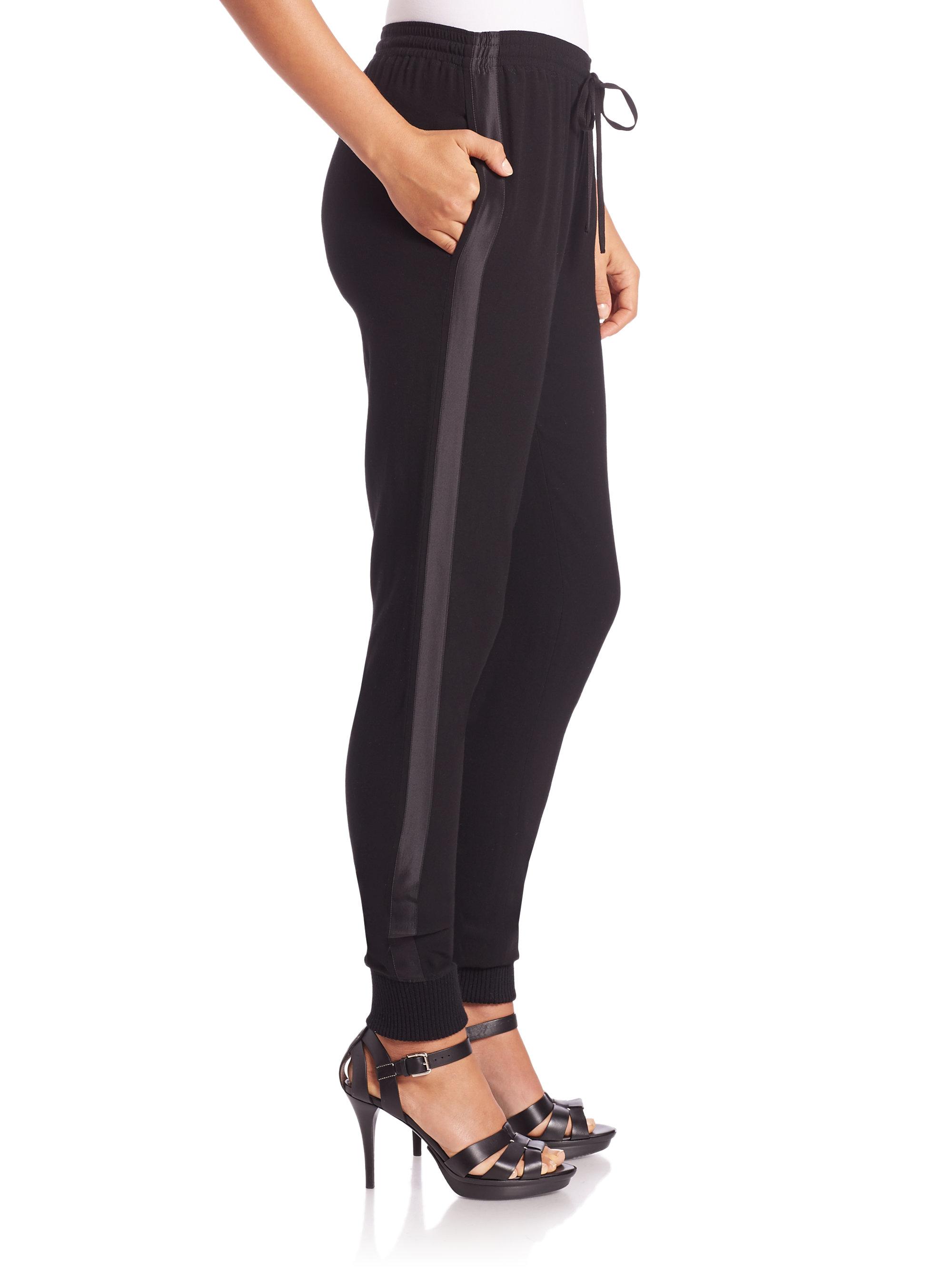 Luxury Ralph Lauren Casual Trouser In Brown  Lyst