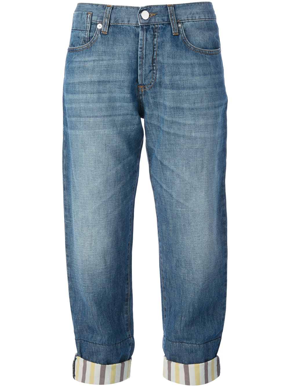 Boyfriend Jeans - Blue Marni Discount Get To Buy Buy Cheap With Mastercard 9LPjq1