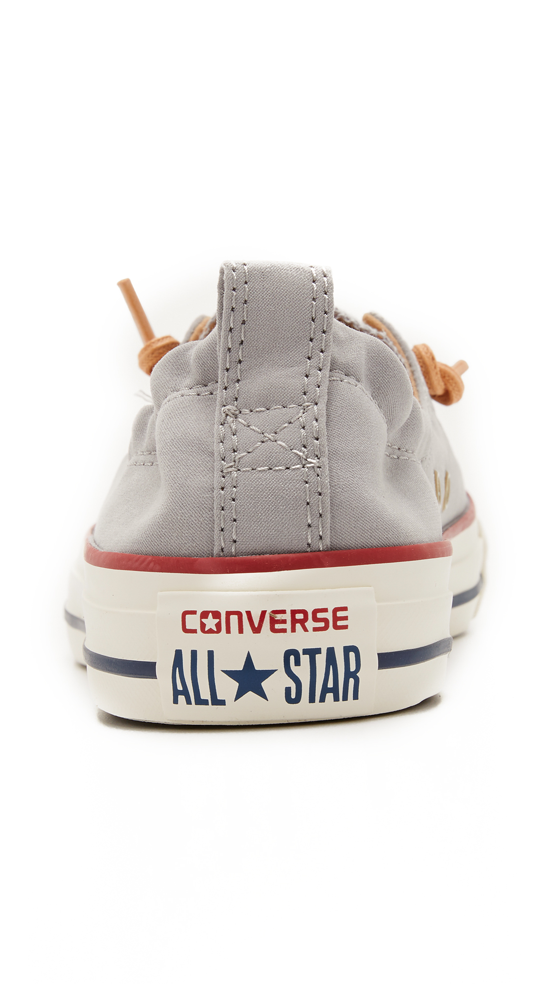 Converse Shoes Gray Womens