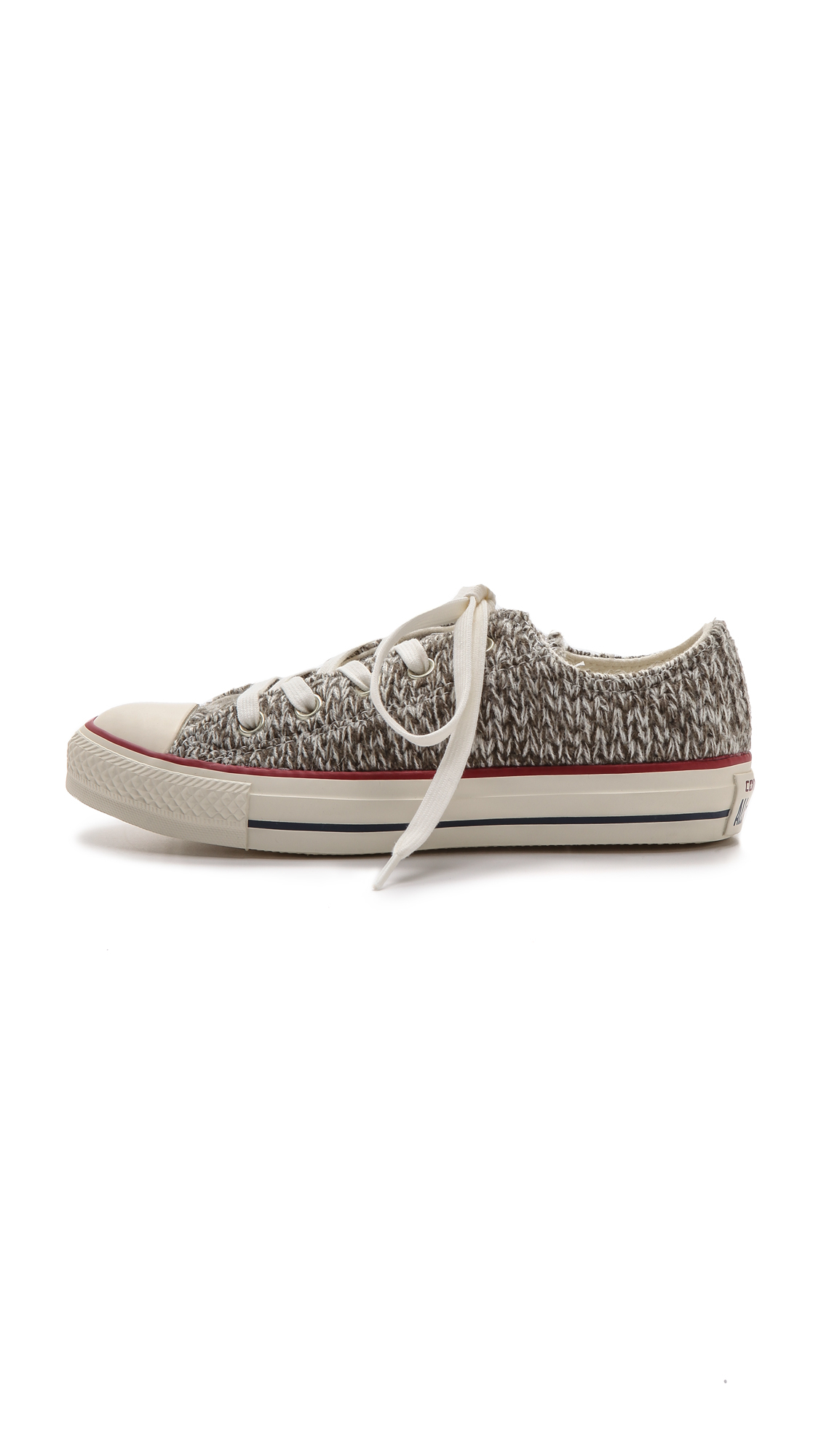 6b01624e9717 Lyst - Converse Chuck Taylor All Star Winter Knit Sneakers ...