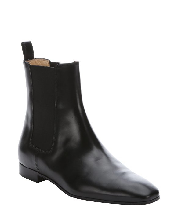 christian louboutin master boot chelsea boots