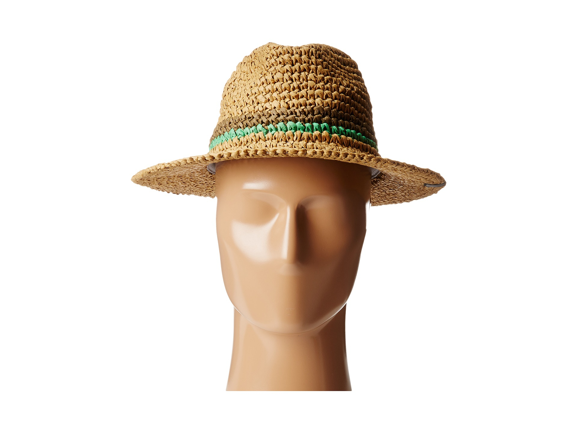 b9a795970ab2f Lyst - Mountain Hardwear Raffia Fedora for Men