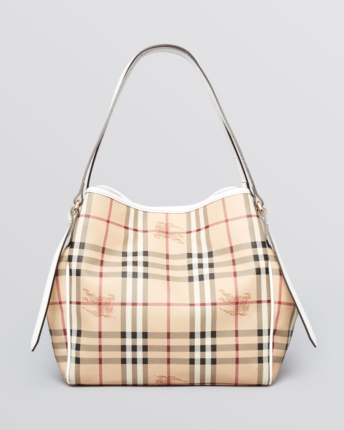 cb6001595799 Gallery. Previously sold at  Bloomingdale s · Women s Burberry Haymarket
