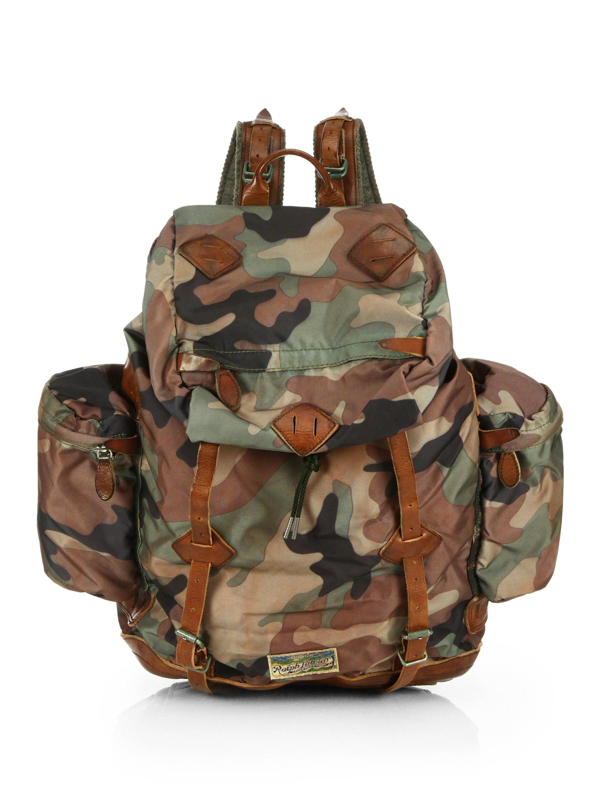 39698e87df Lyst - Polo Ralph Lauren Yosemite Nylon Backpack for Men