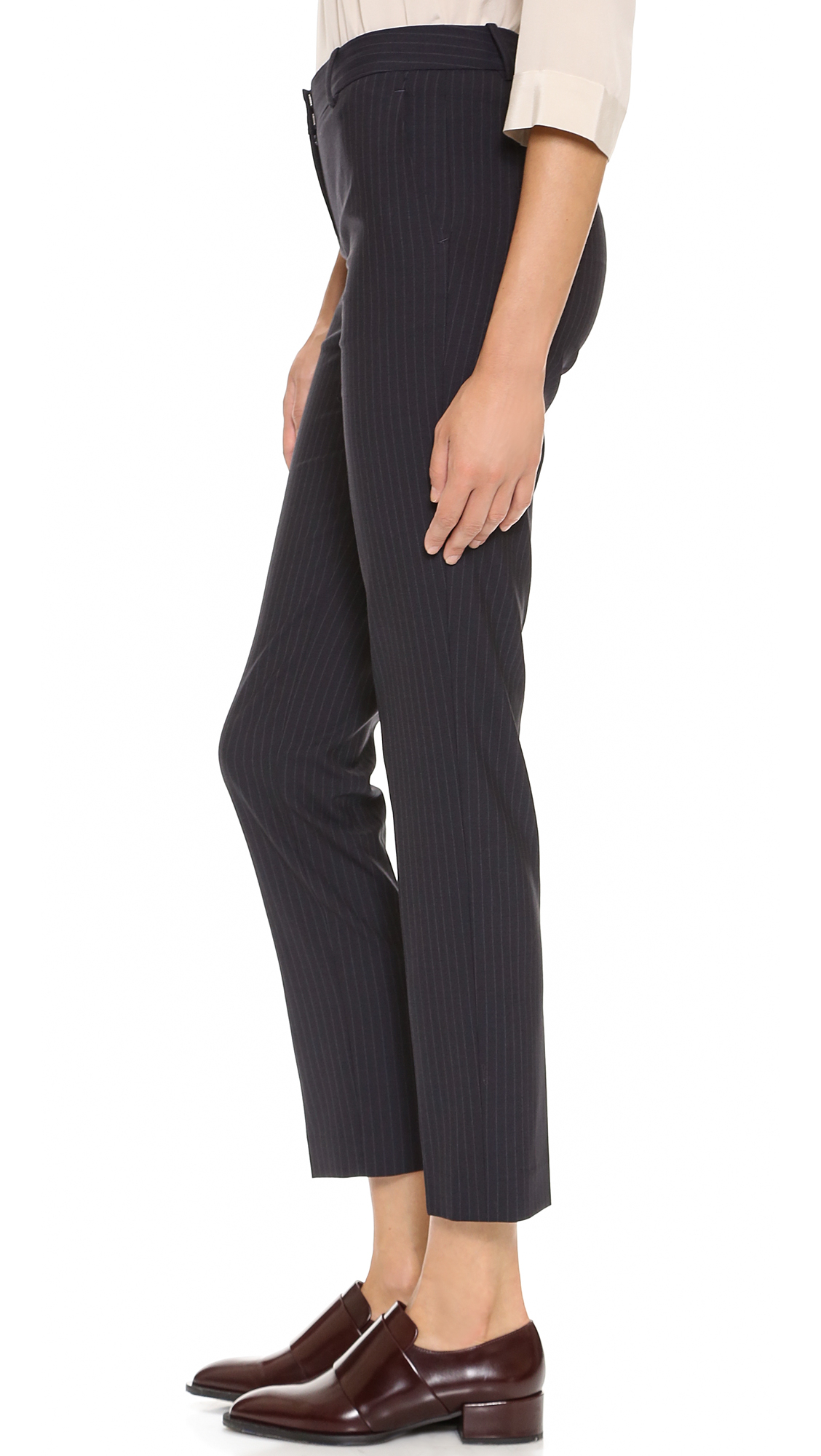 Find great deals on eBay for navy blue pinstripe pants. Shop with confidence.
