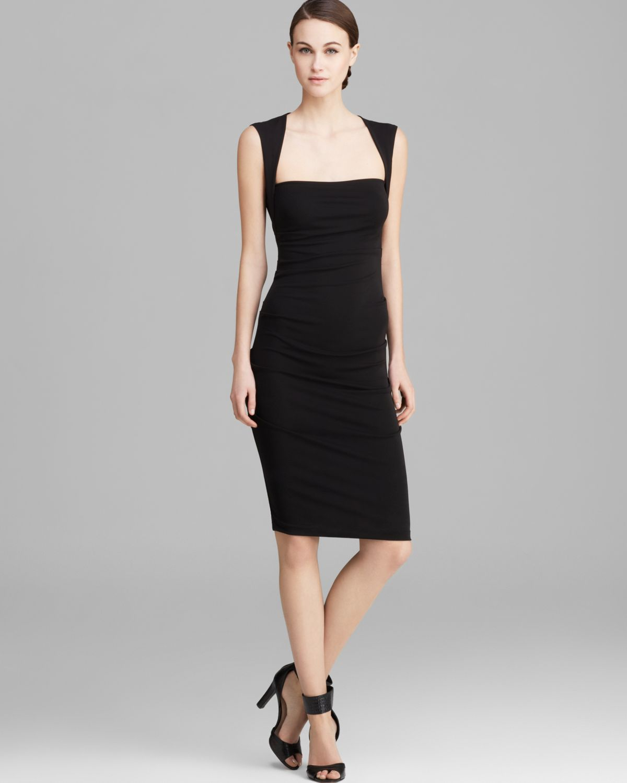 Lyst Nicole Miller Dress Felicity Sleeveless Stretch