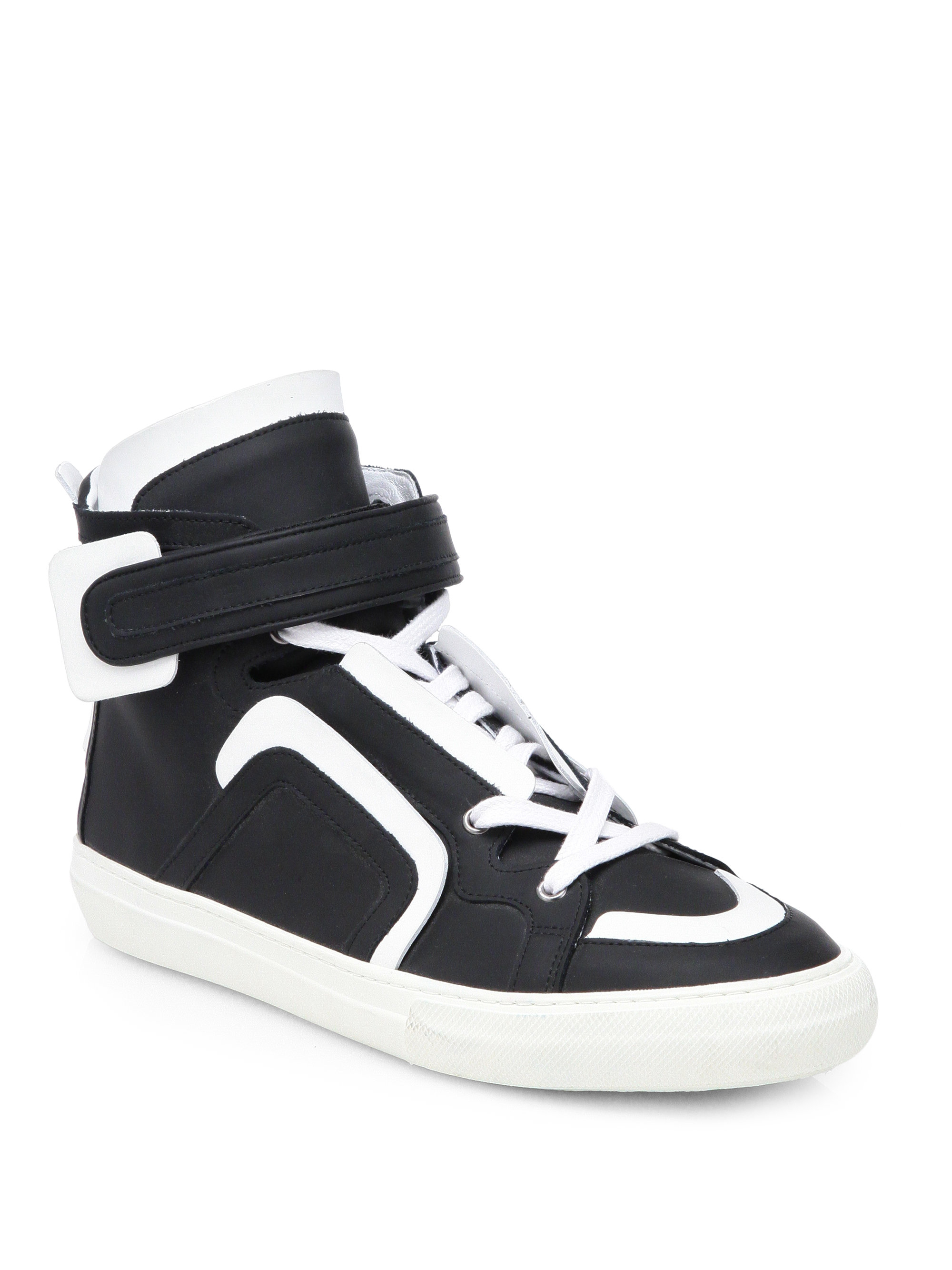 Pierre Hardy High Top Sneakers