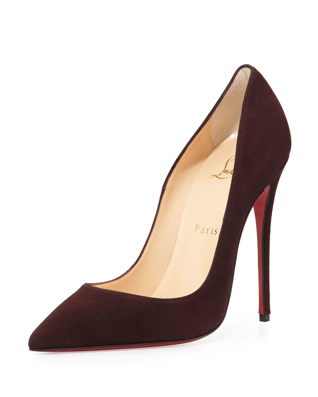 Dark Purple Open Toe Shoes