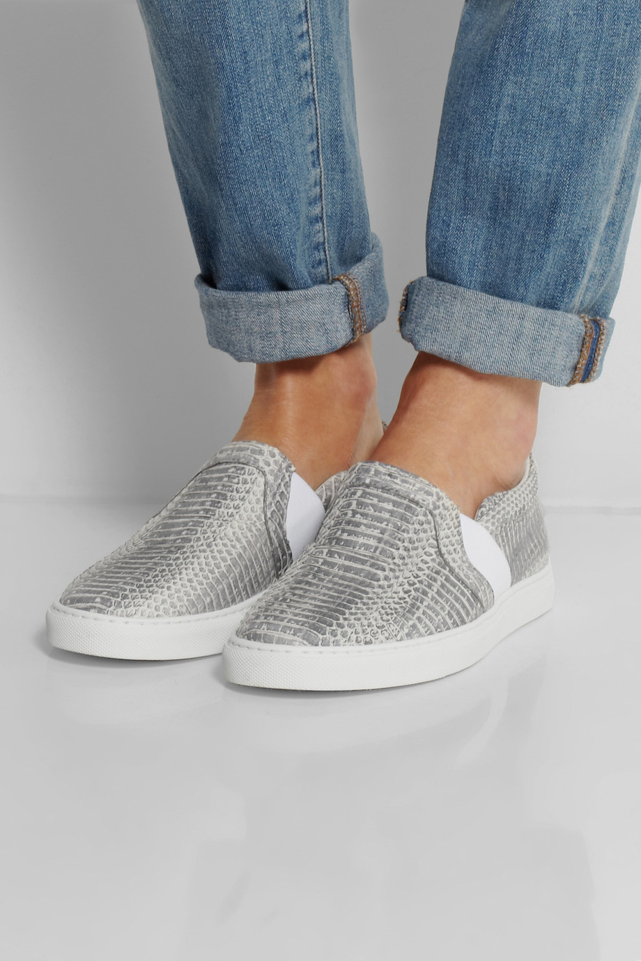 LANVIN Leather Slip-On for sale cheap authentic extremely cheap online BGtNyAea