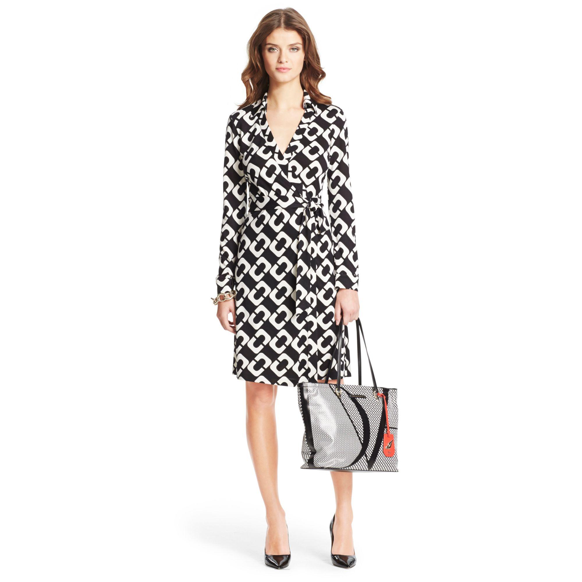 Genuine Dvf Diane Von Furstenberg jersey wrap dress From China For Sale Very Cheap Discount Geniue Stockist jFCtcQumW