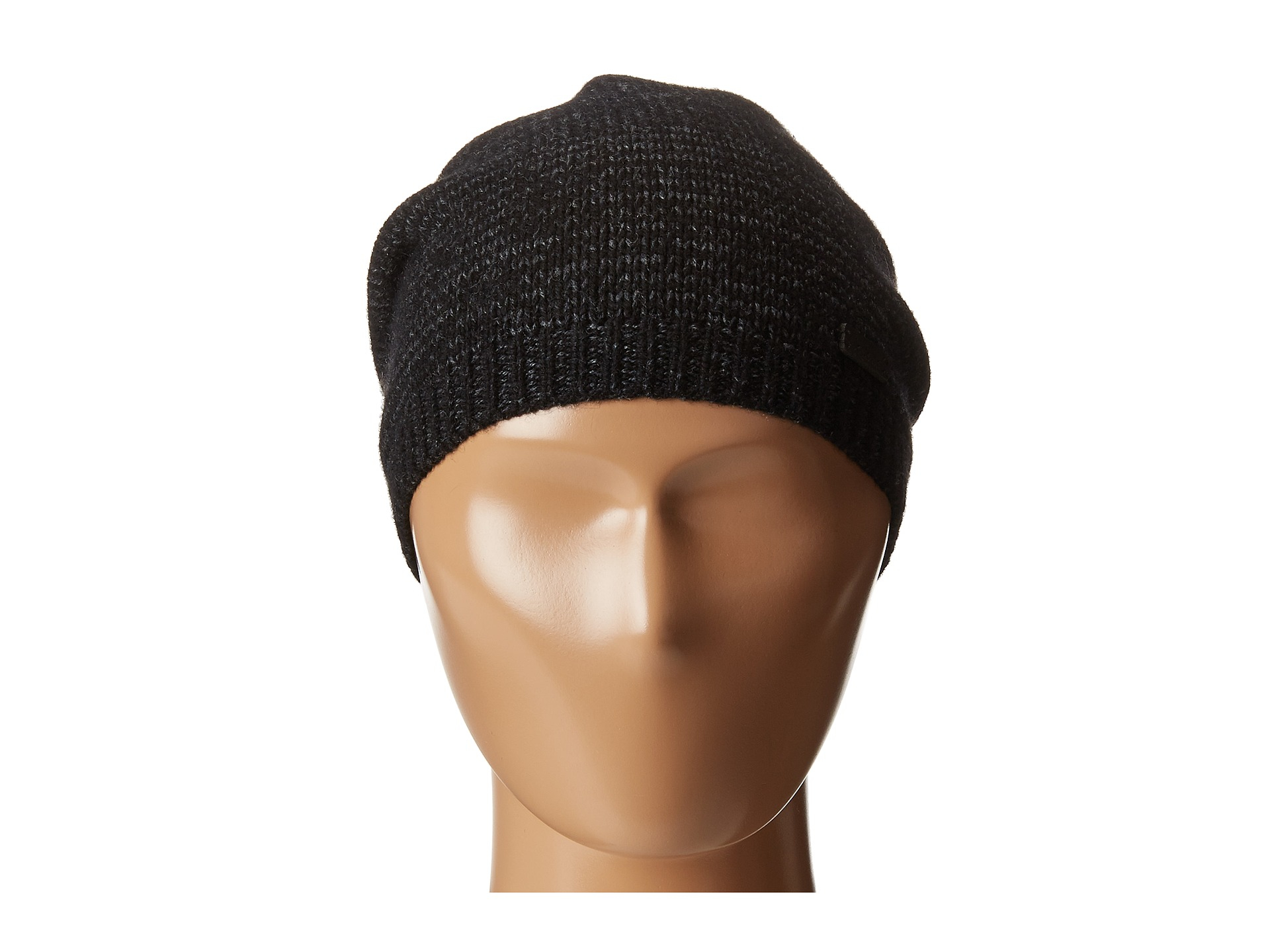 bdfa2f8b886 Lyst - John Varvatos Ombre Random Feed Knit Hat in Black for Men