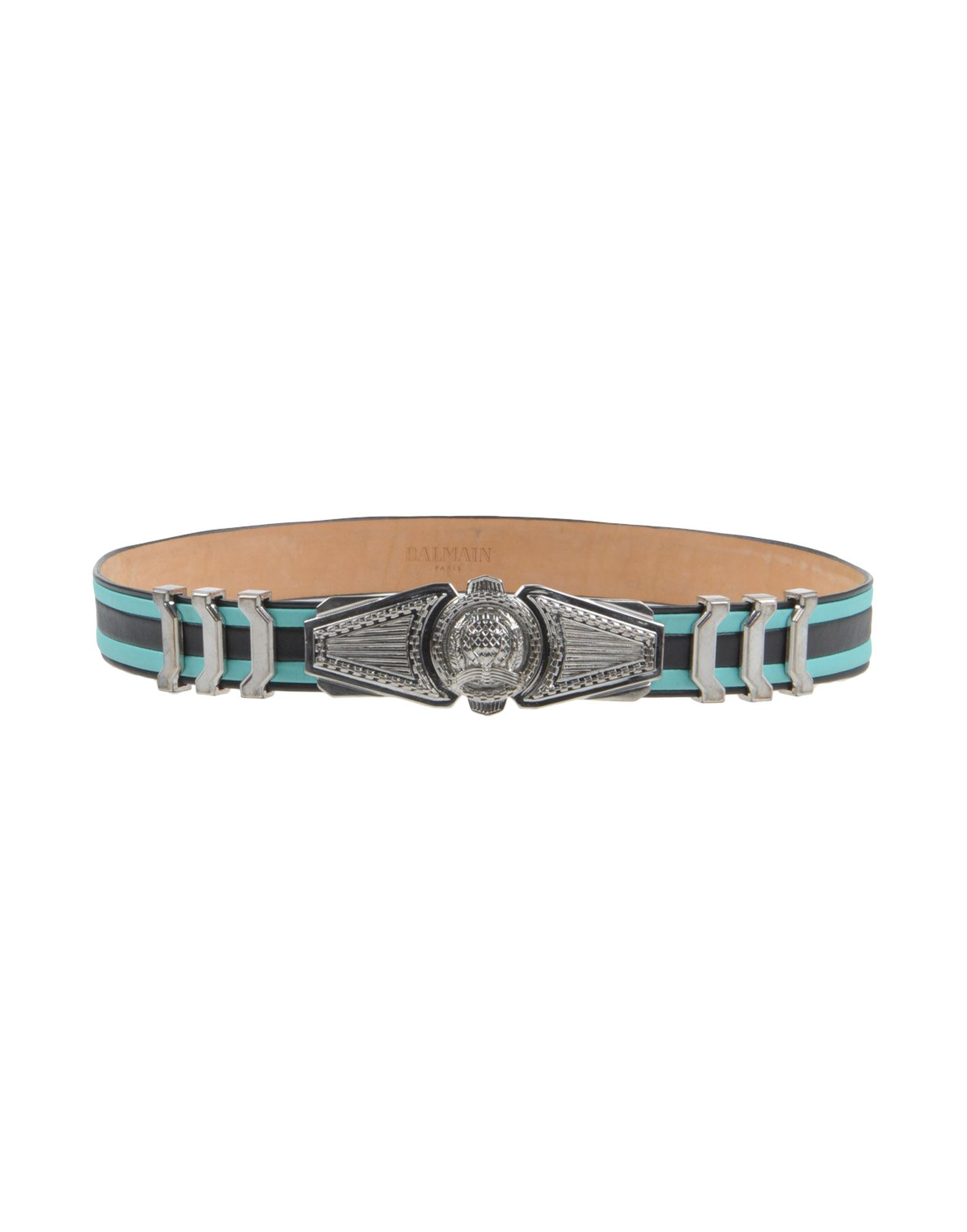 Men's Balmain Belts Esteemed French designer Pierre Balmain founded his eponymous fashion house in After studying architecture at the School of Fine Arts in Paris and developing an interest in couture, he launched his label and began to specialize in luxurious women's clothing.