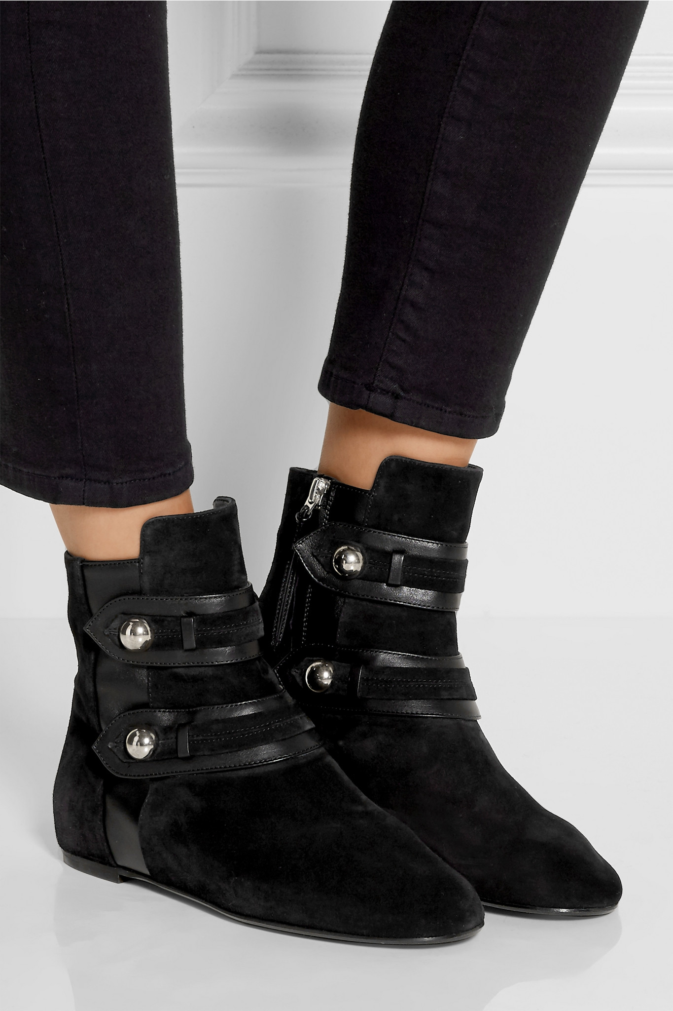 exclusive online Isabel Marant Roddy Suede Ankle Boots sale very cheap lVhM2lI