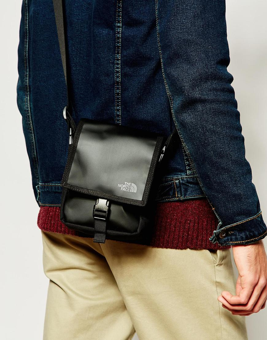 Lyst The North Face Bardu Flight Bag In Black For Men