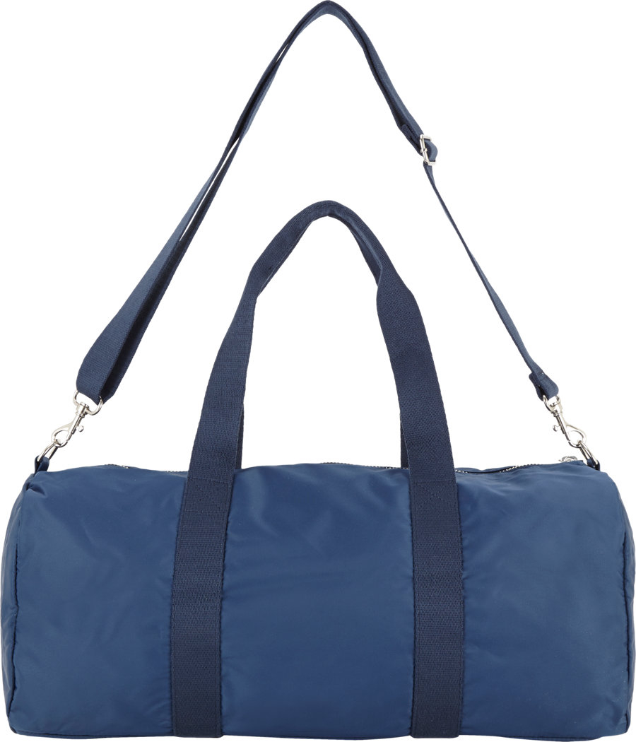 Lyst - A.P.C. Gym Bag in Blue for Men