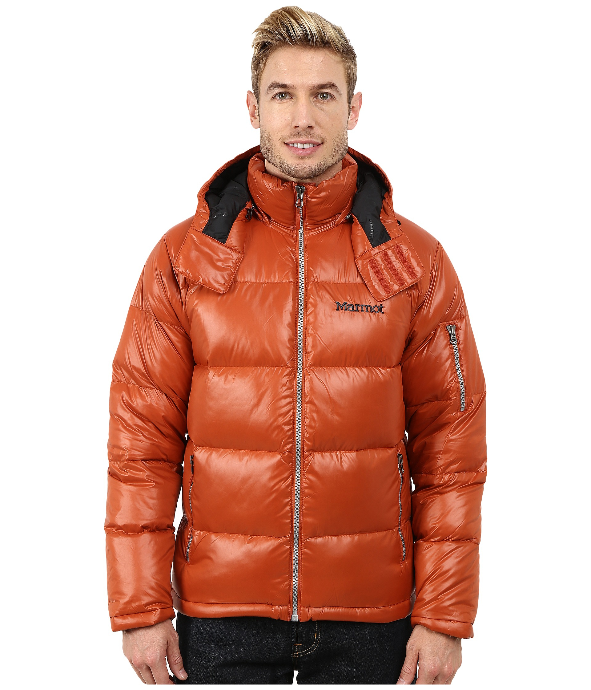 Lyst - Marmot Stockholm Jacket in Orange for Men b8e7110fa17a