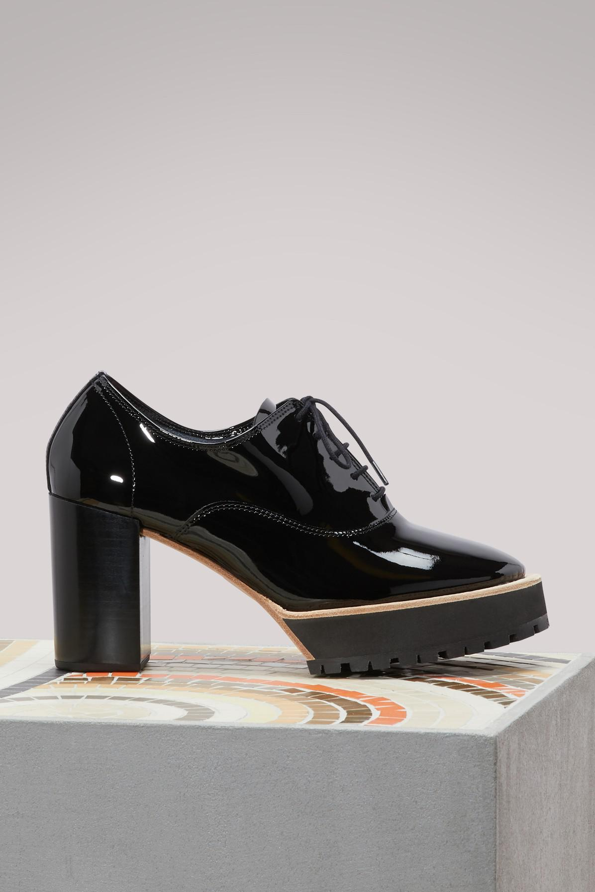 Repetto Ivan heeled Oxfords TfaM0p