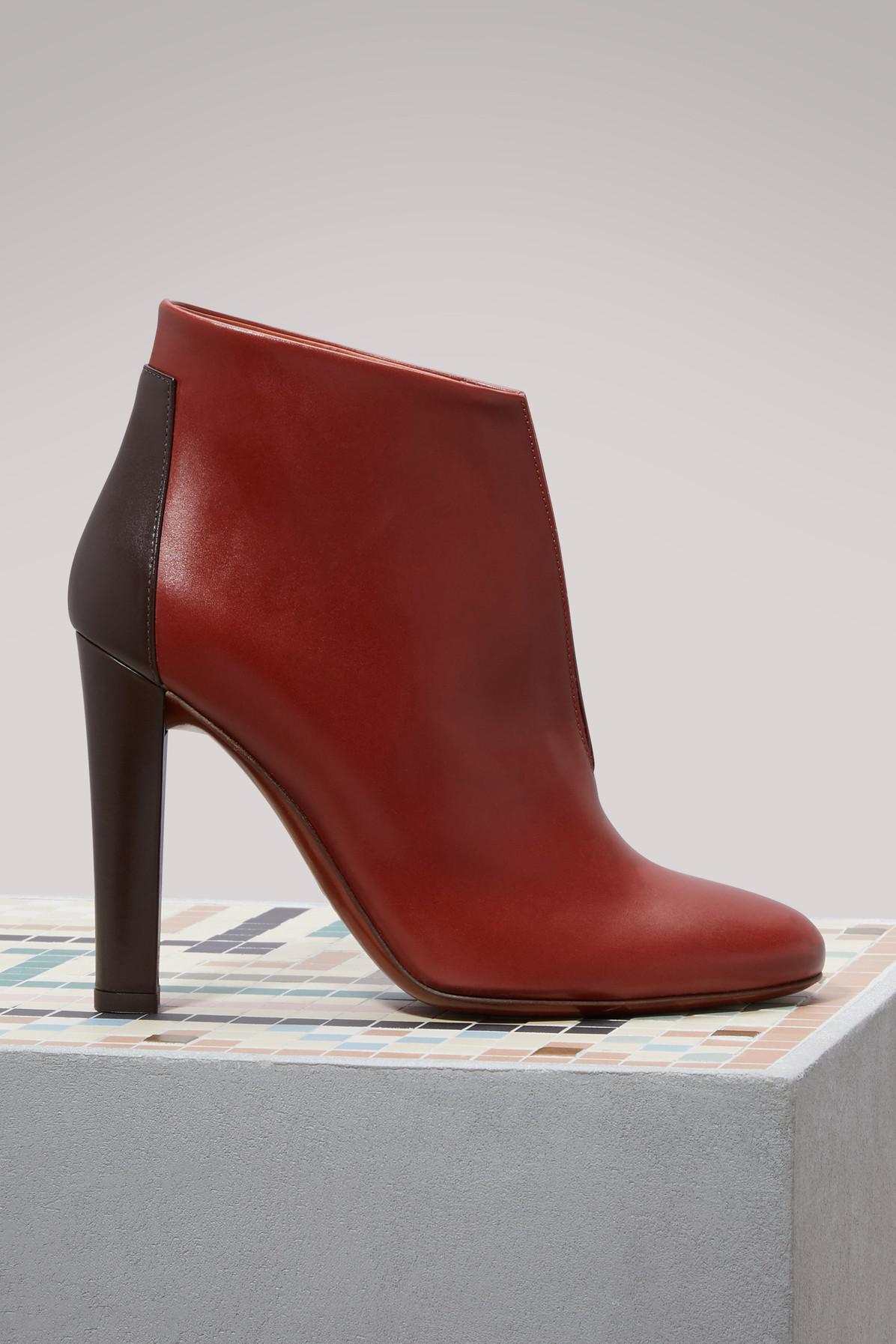 FOOTWEAR - Ankle boots Michel Vivien Discount Excellent Cheap Cheap Online Footaction Online xClG8B
