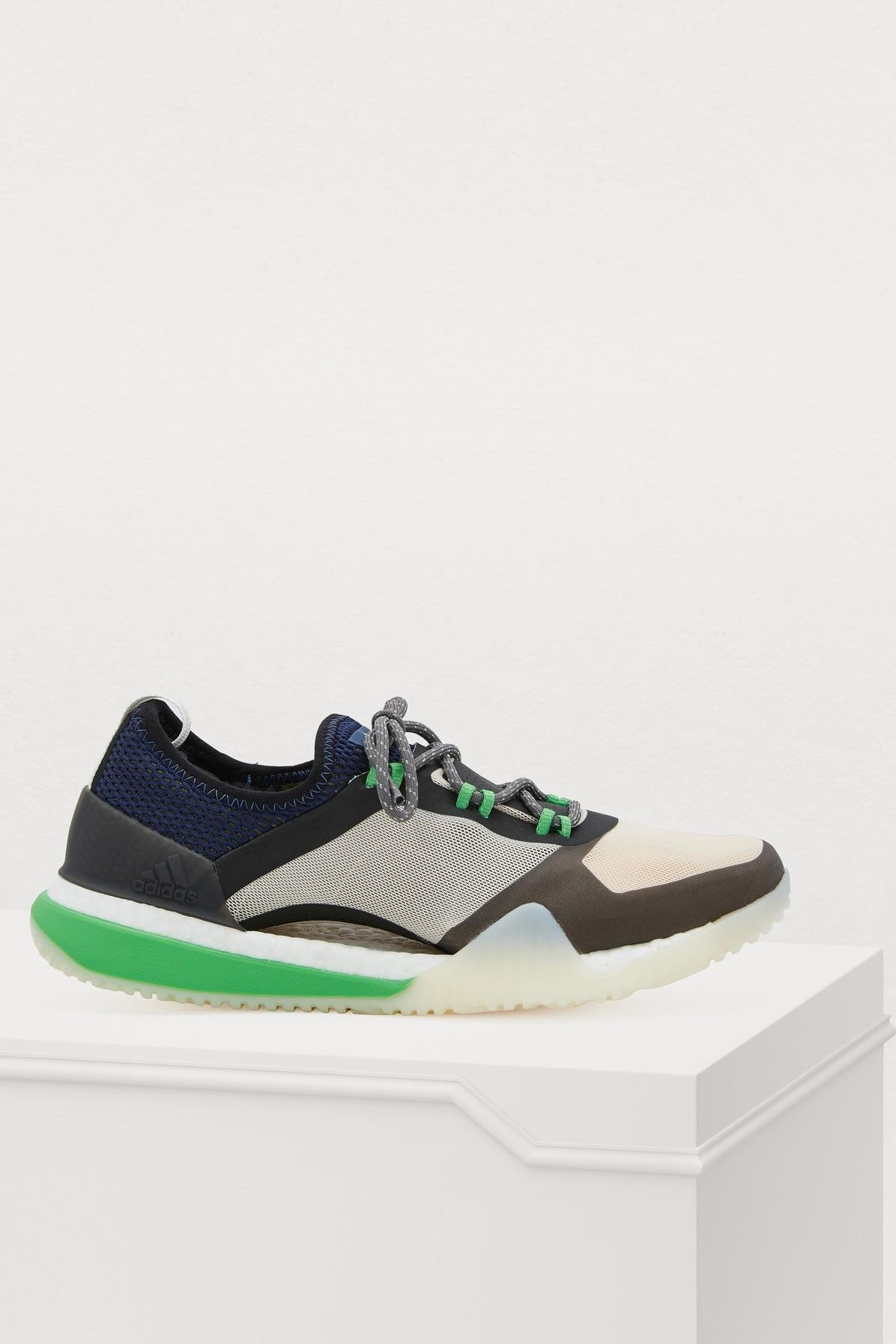 075abd1f7d0c9 Lyst - adidas By Stella McCartney Pure Boost Xtr 3.0.s Sneakers in Black