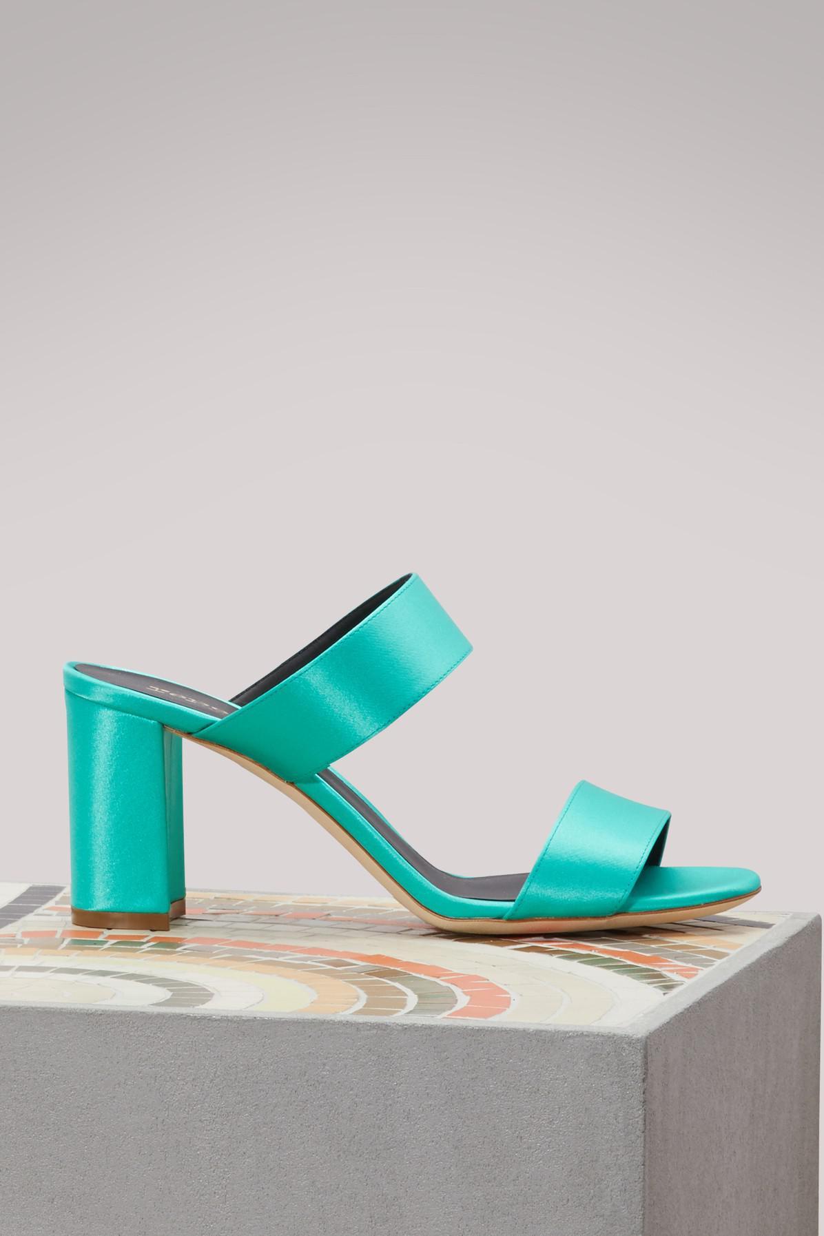 Repetto Entrecroise heeled sandals b9LEdx