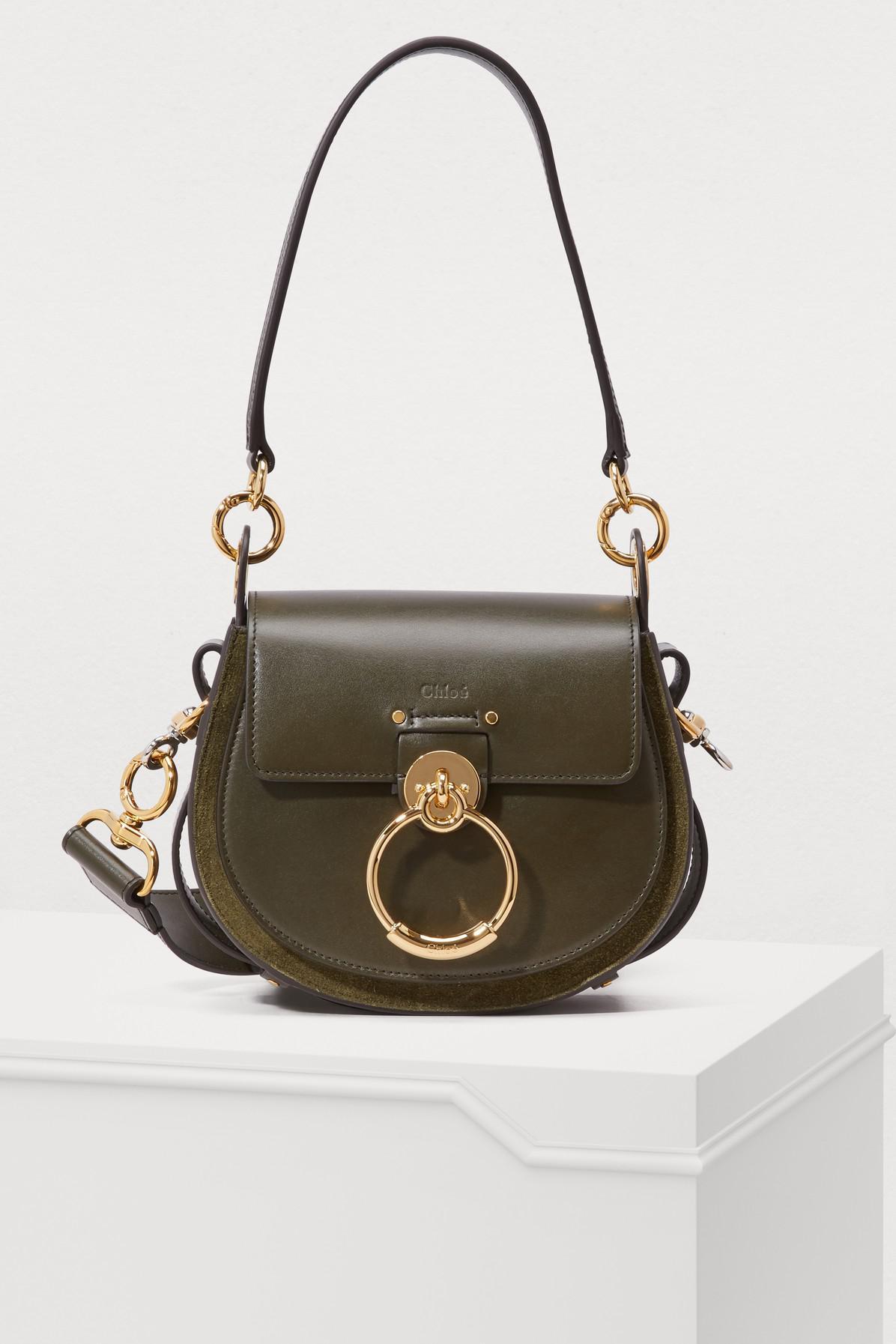 763d40f910 Chloé Small Tess Bag - Lyst
