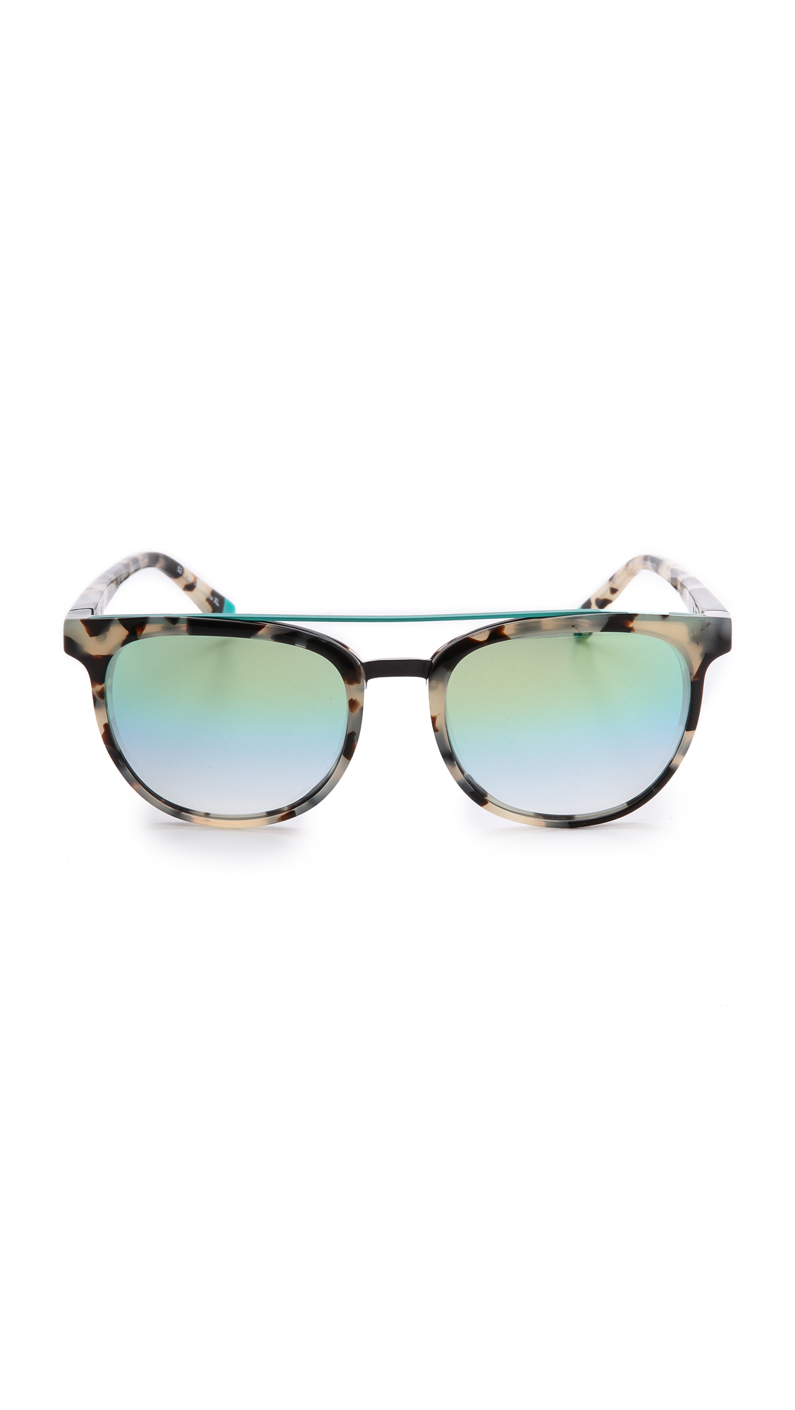 1c2cacc55afc Etnia Barcelona Africa 04 Sunglasses - Havana Turquoise in Natural ...