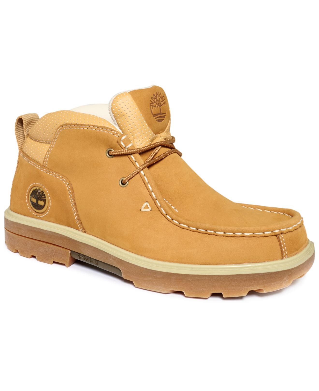 ff31b40762f In Rugged Men Street Timberland Natural Lyst Boots For 5IcqzwWFW