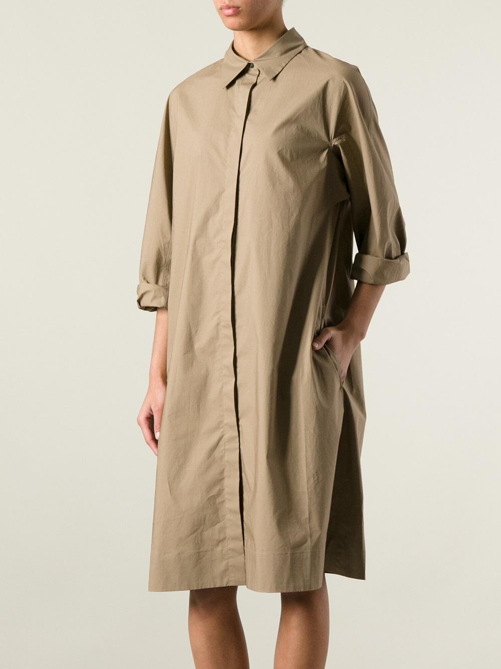 Derby Cotton-Poplin Midi Dress Sofie D D9mJOH7IUJ