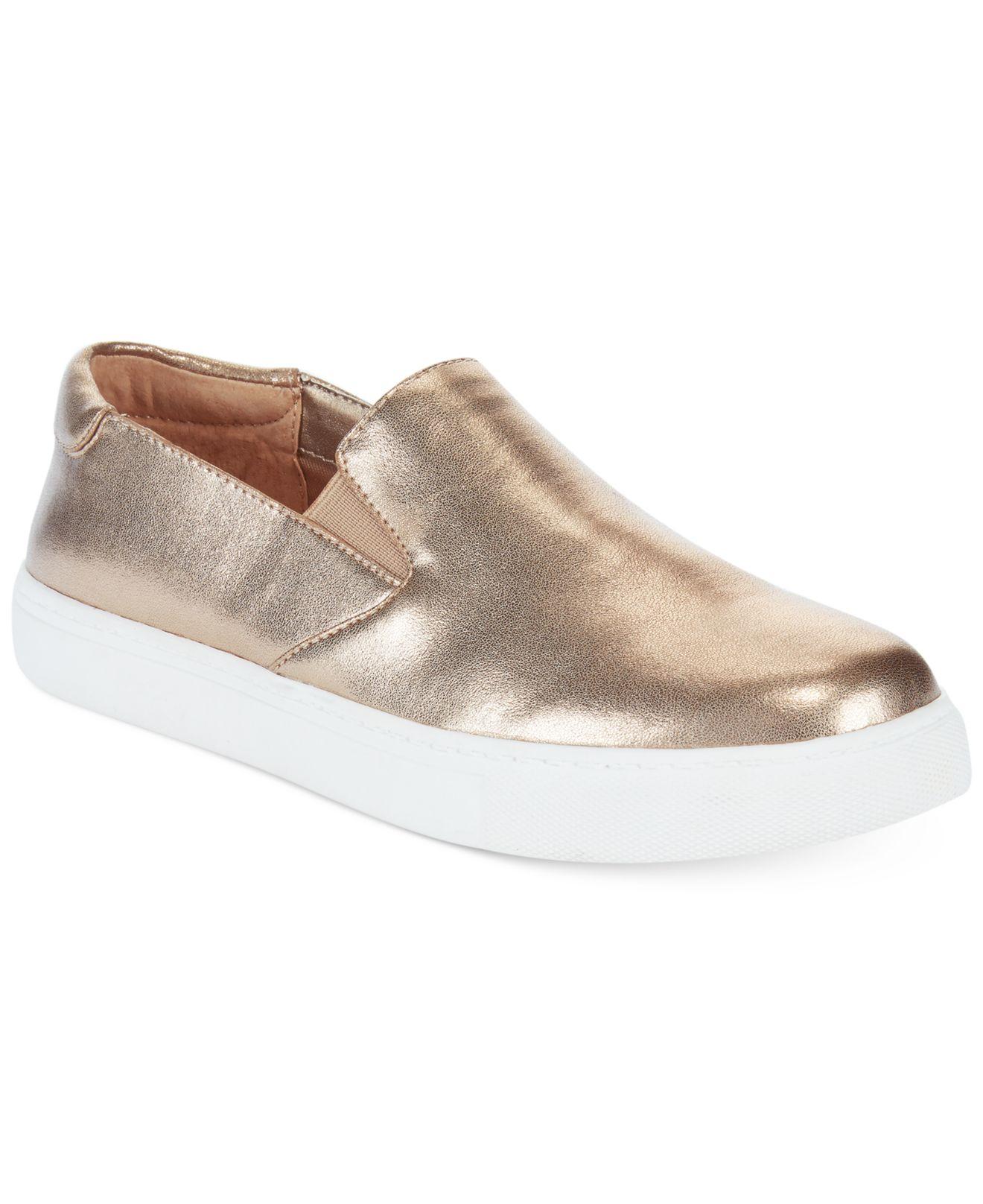 725edda9672 Lyst - Kenneth Cole Reaction Women S Salt King Slip-On Sneakers in ...