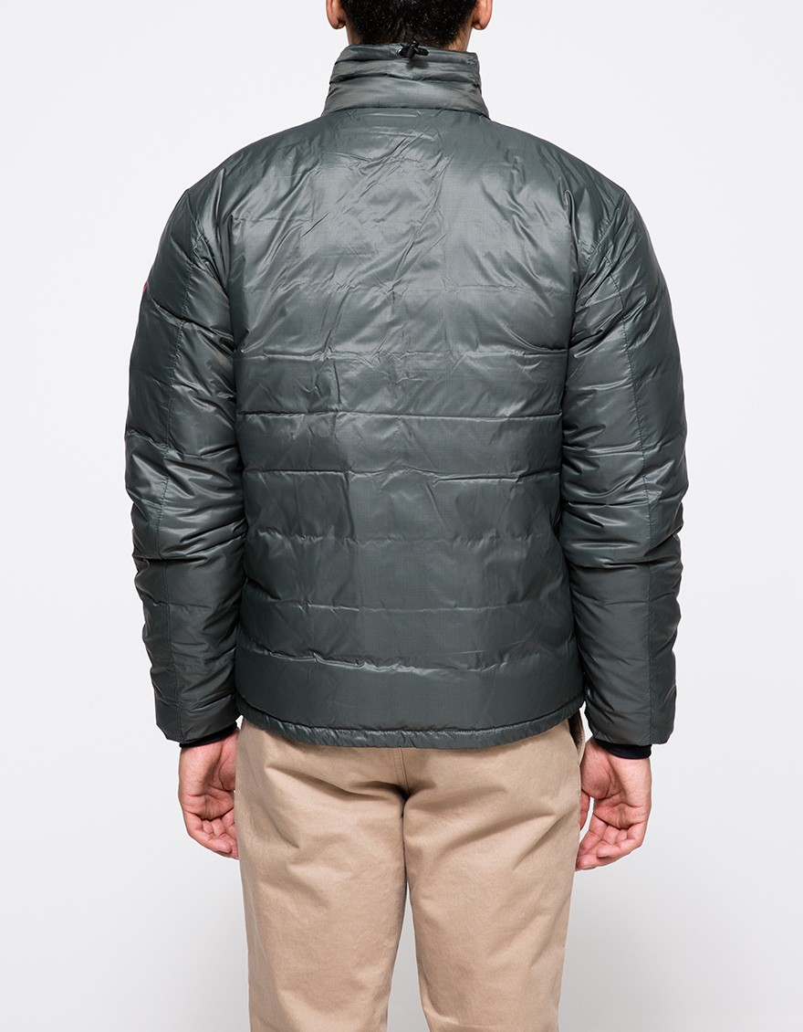Canada Goose victoria parka outlet authentic - Canada goose Lodge Down Jacket In Slate in Gray for Men (slate) | Lyst
