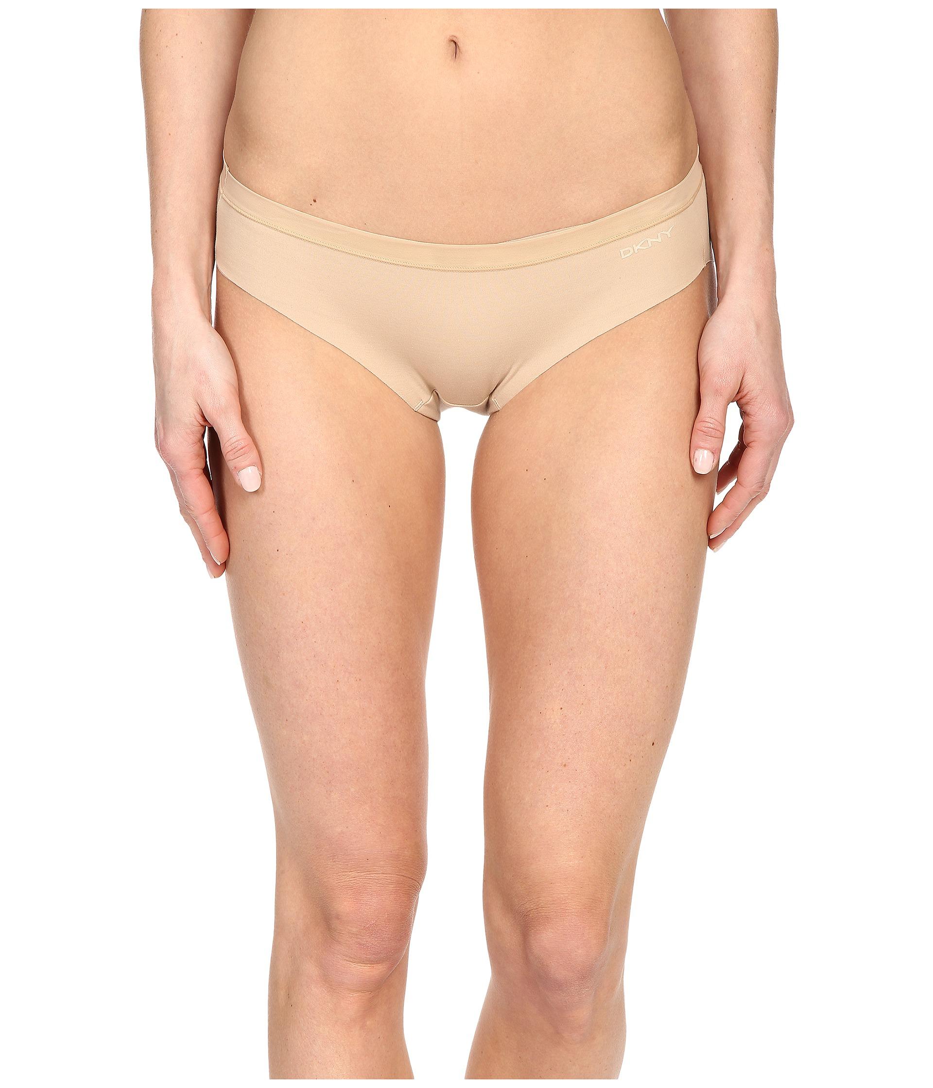 Dkny No Vpl Bikini In Natural Lyst
