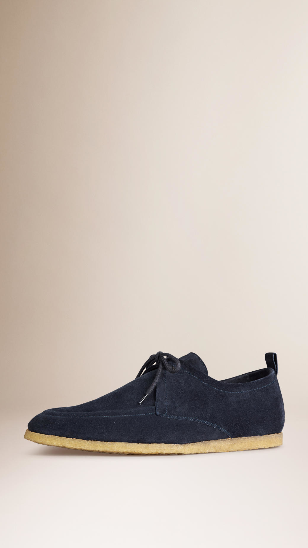 Office Blue Suede Shoes