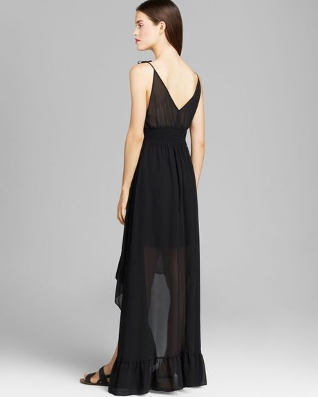 Guess Maxi Dress Chiffon