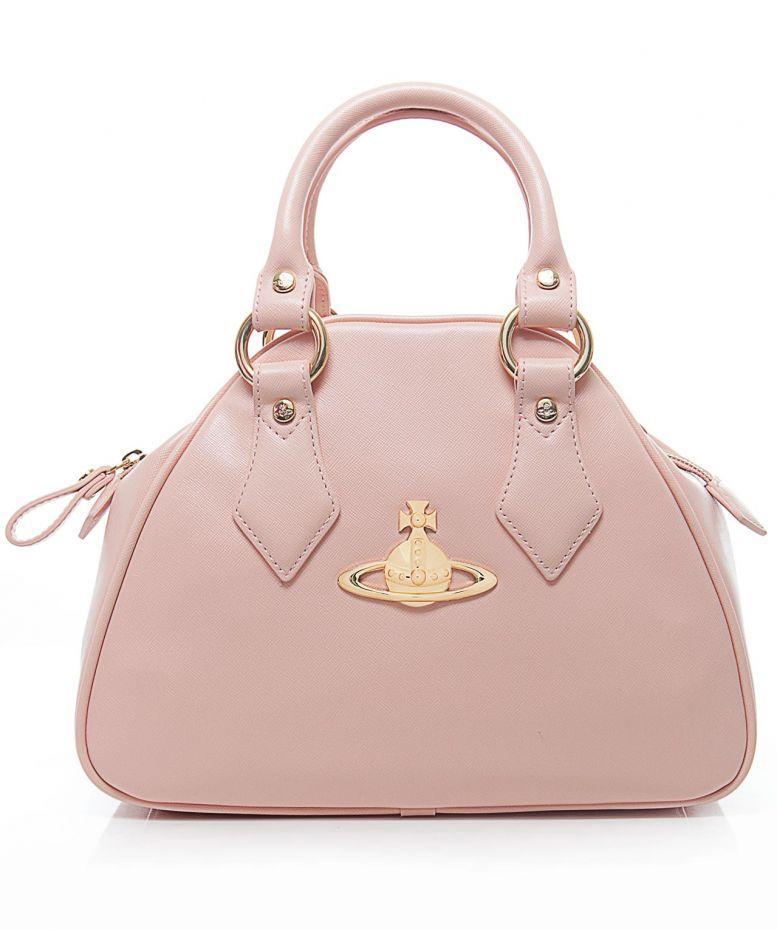 b8682d5009d Vivienne Westwood Divina Yasmin Bag in Pink - Lyst
