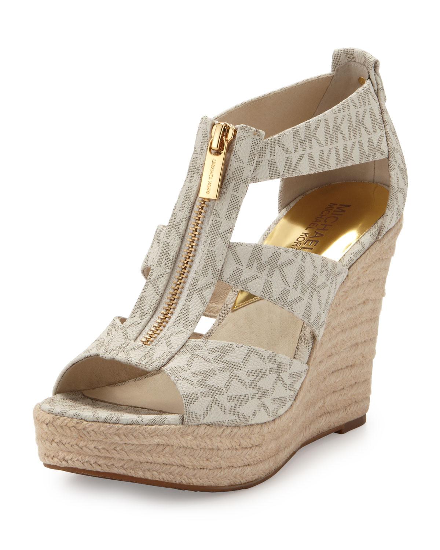0da3523aa118 Michael Kors Wedges Sneakers