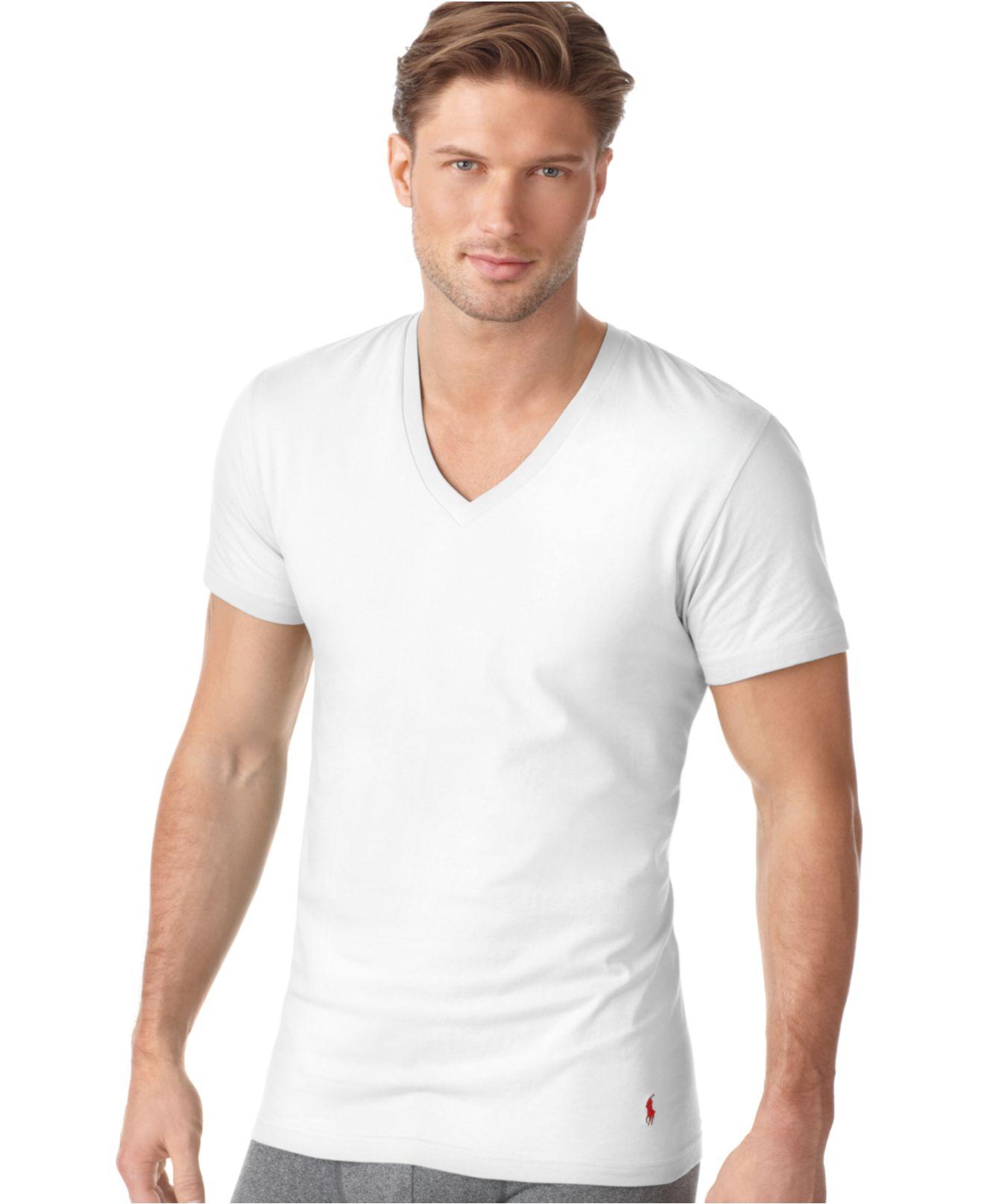 4fcc0f628c6 Polo Ralph Lauren Ralph Lauren Men'S Underwear, Classic Cotton V ...