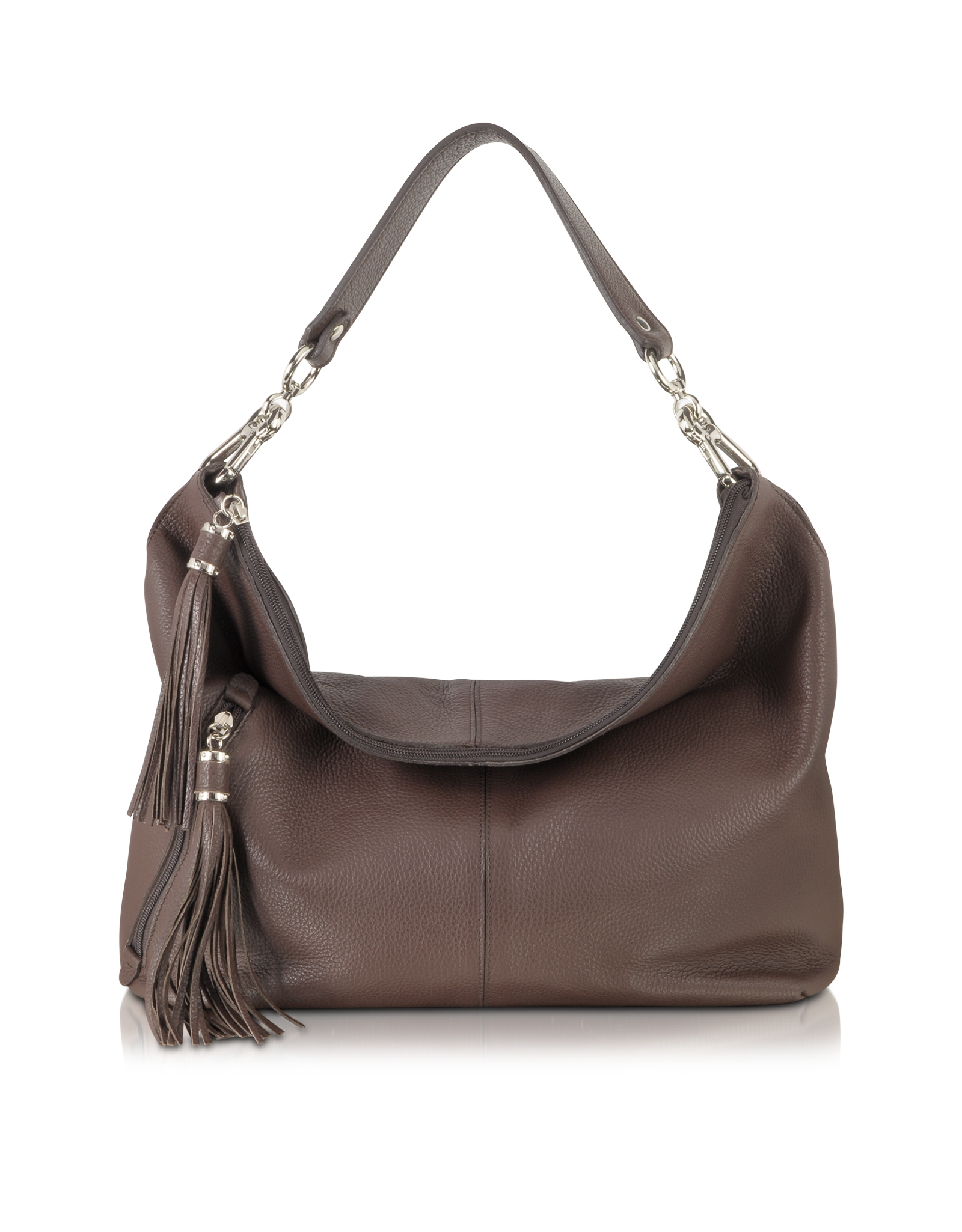 Dark Brown Leather Shoulder Bag Pictures to Pin on Pinterest ...