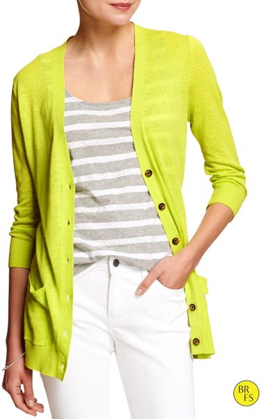 Summer Yellow Cardigan Pictures to Pin on Pinterest - ThePinsta